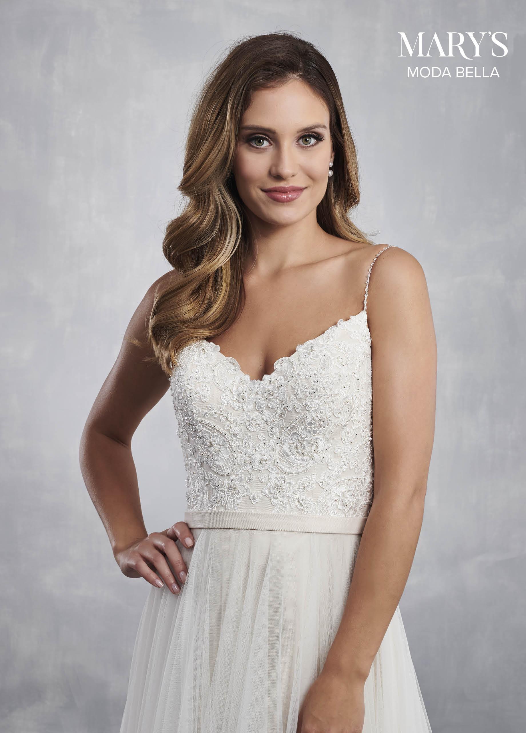 Bridal Dresses | Moda Bella | Style - MB2056