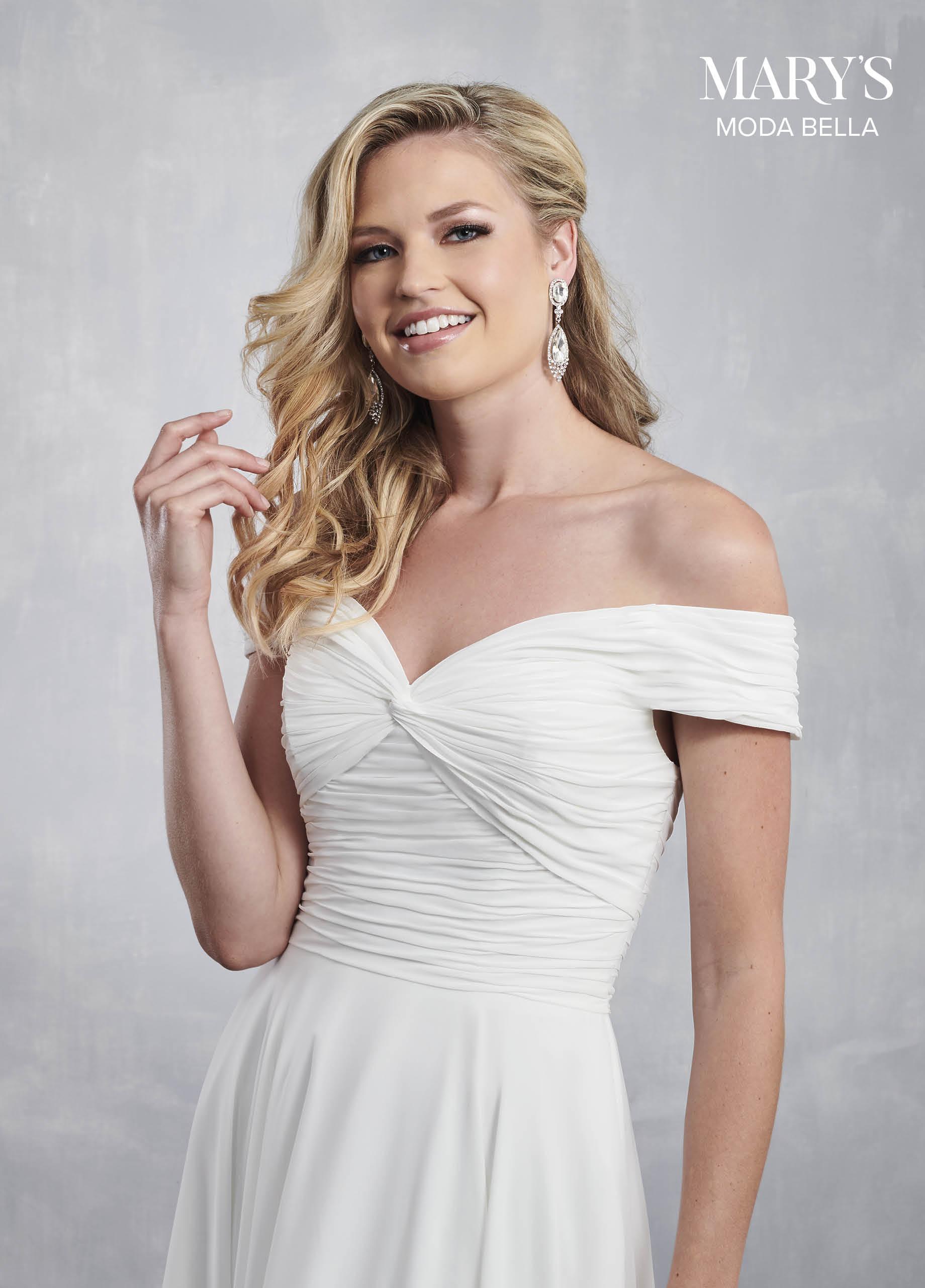 Bridal Dresses | Moda Bella | Style - MB2057
