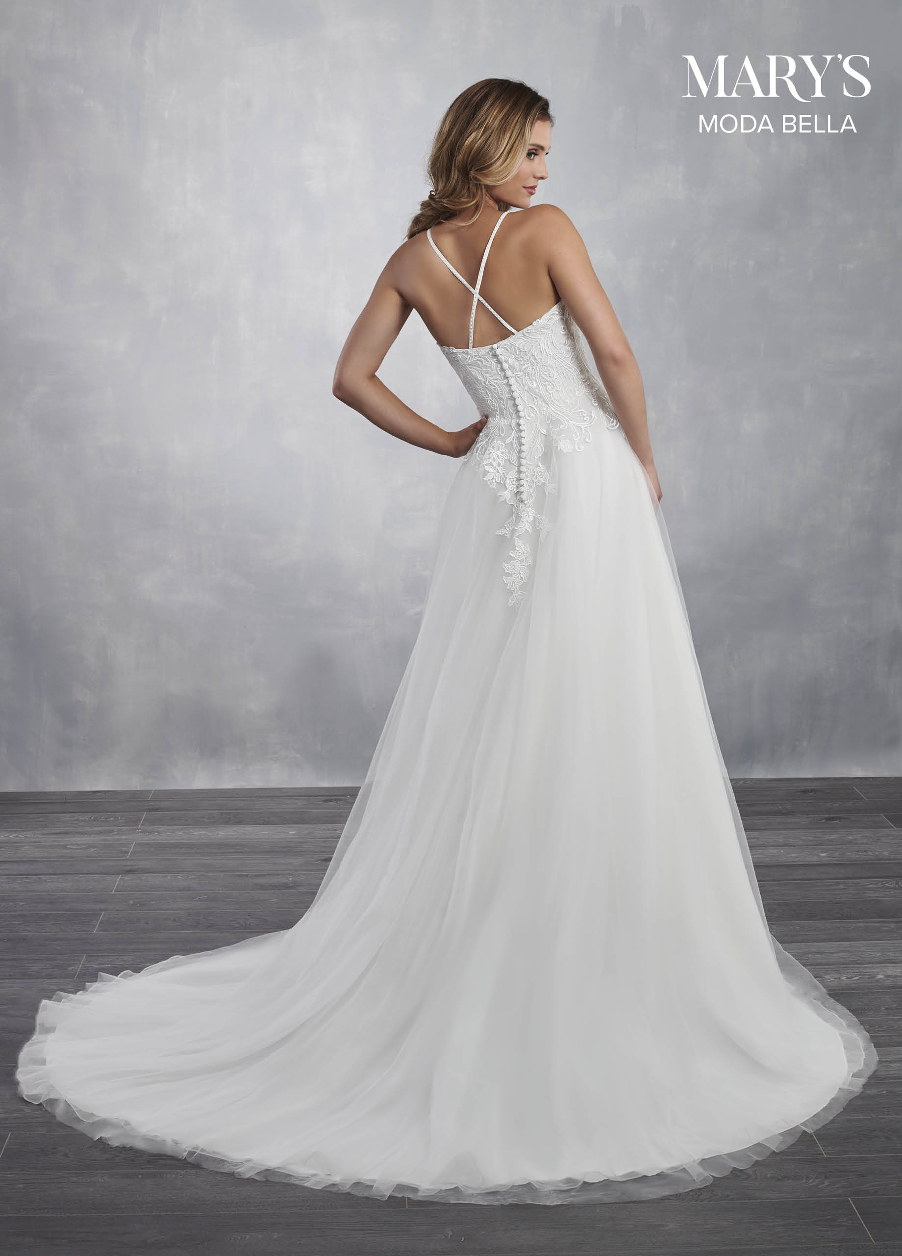 Bridal Dresses | Moda Bella | Style - MB2058