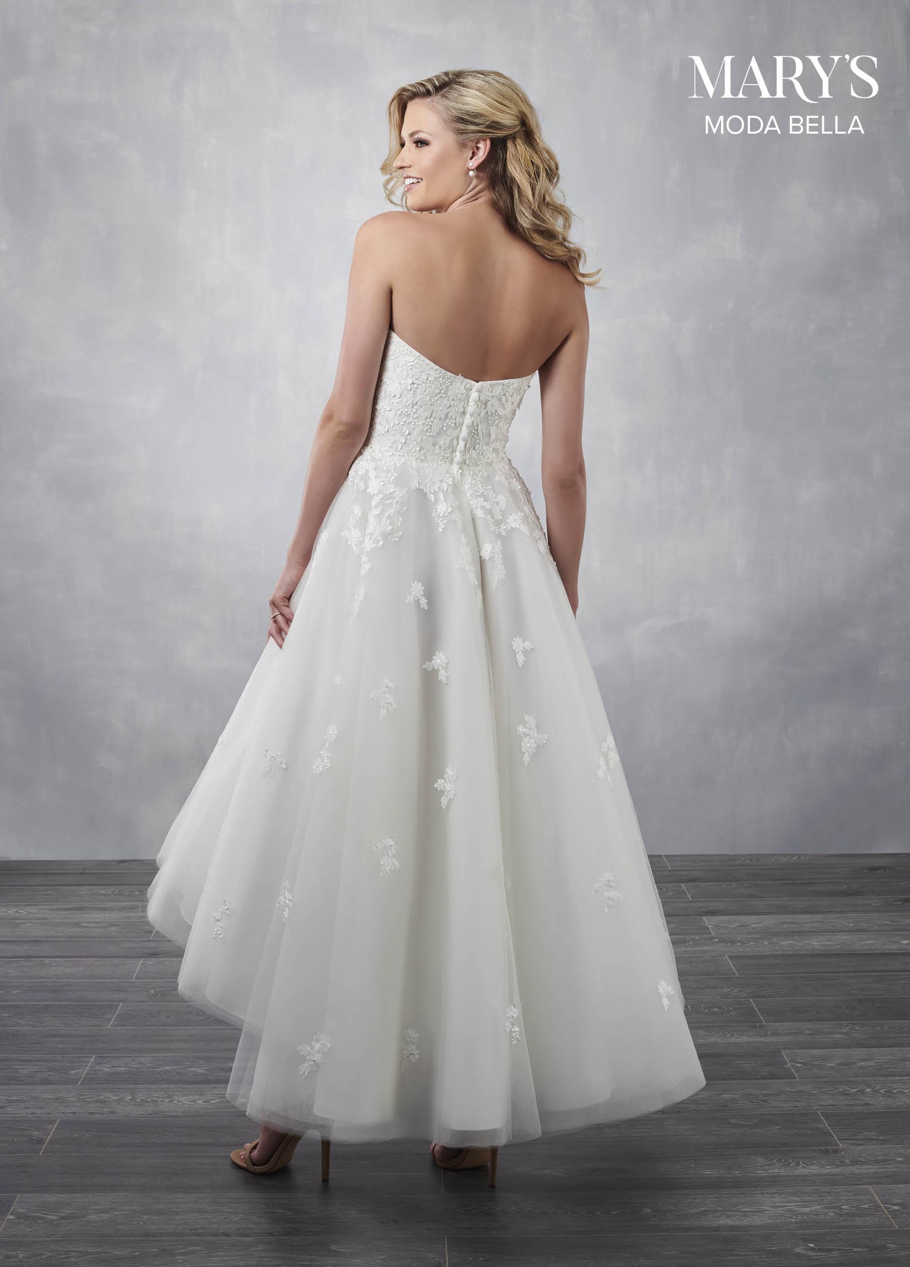 Bridal Dresses | Moda Bella | Style - MB2059