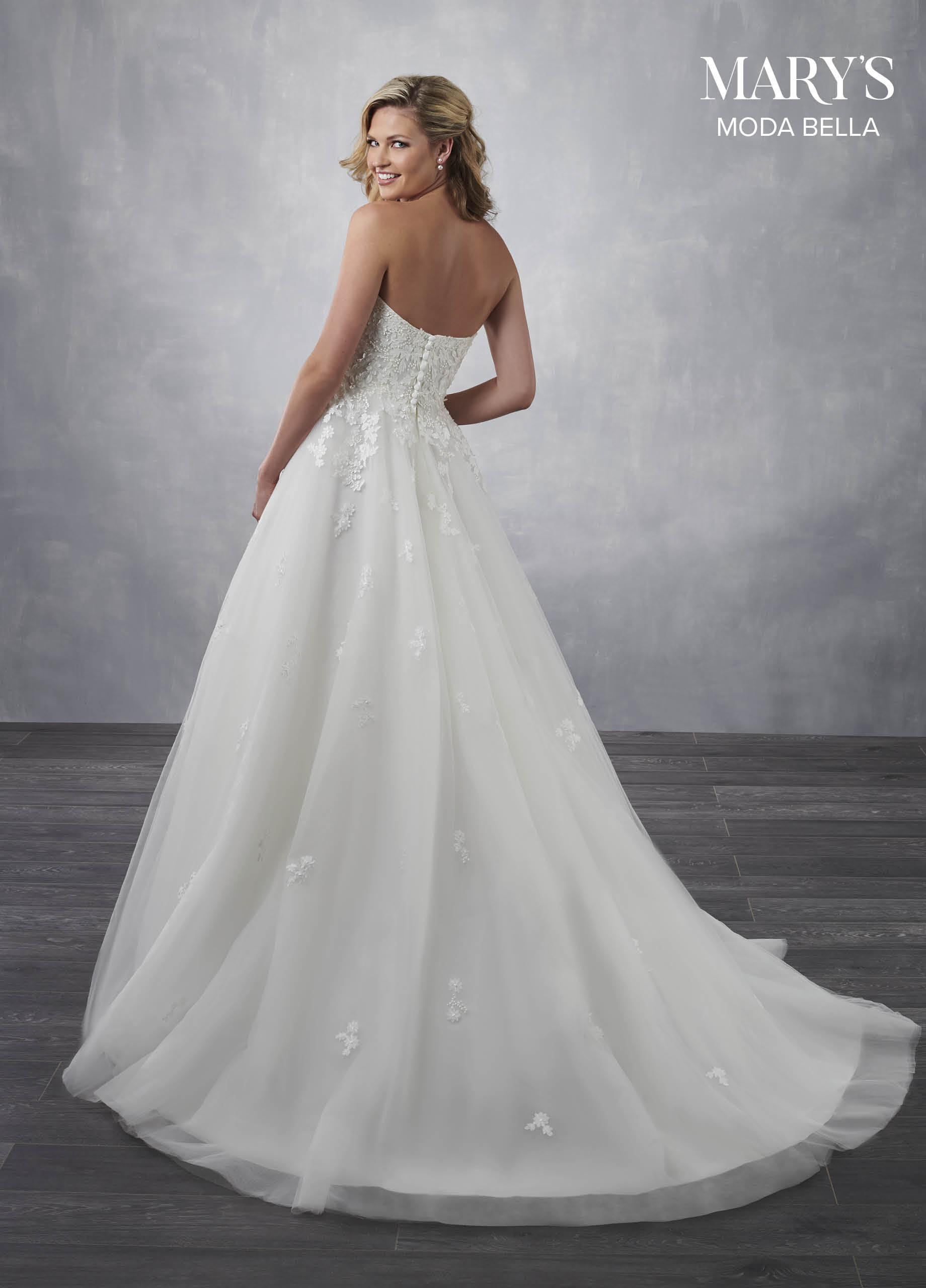 Bridal Dresses | Moda Bella | Style - MB2060