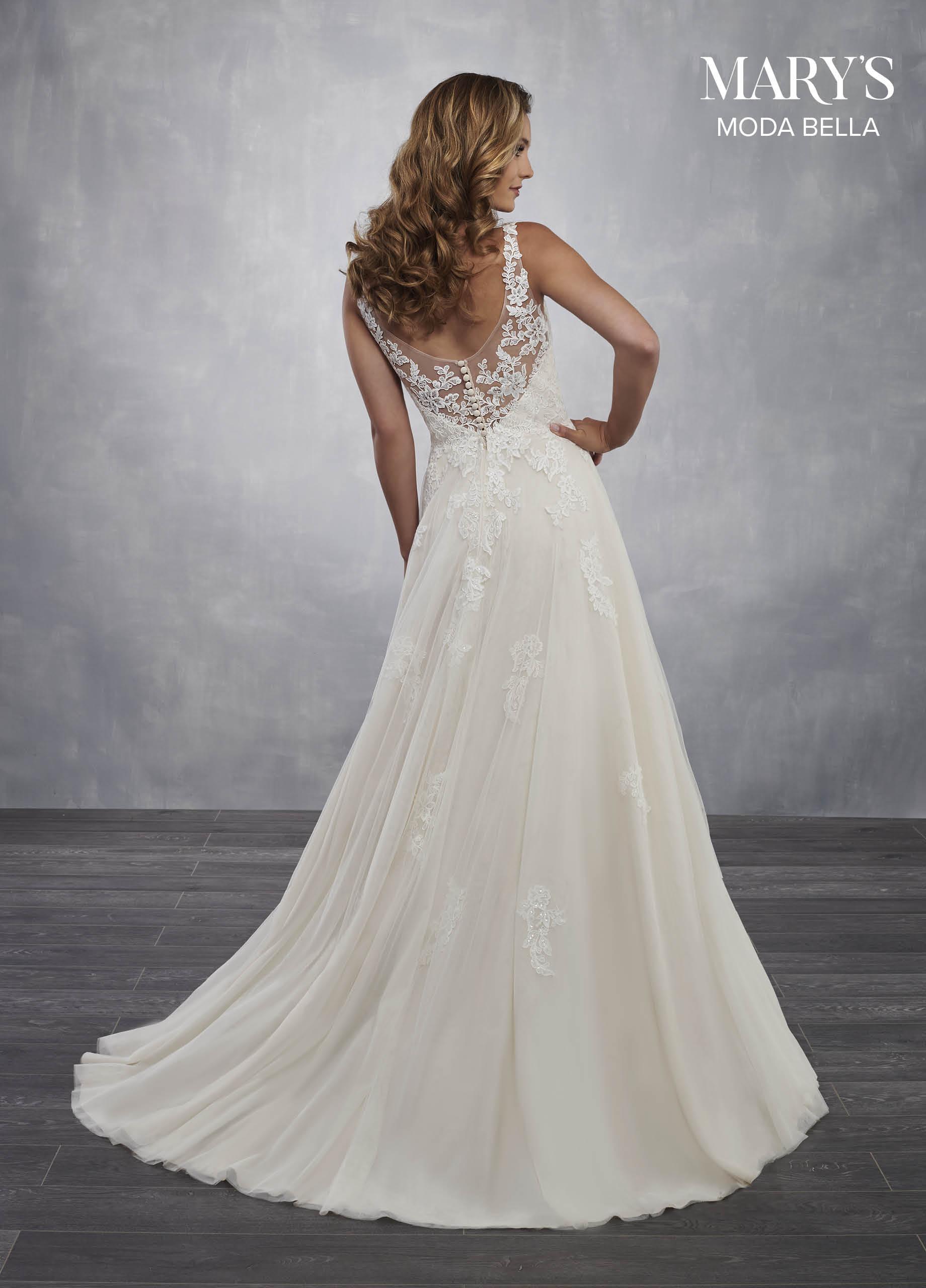 Bridal Dresses | Moda Bella | Style - MB2061