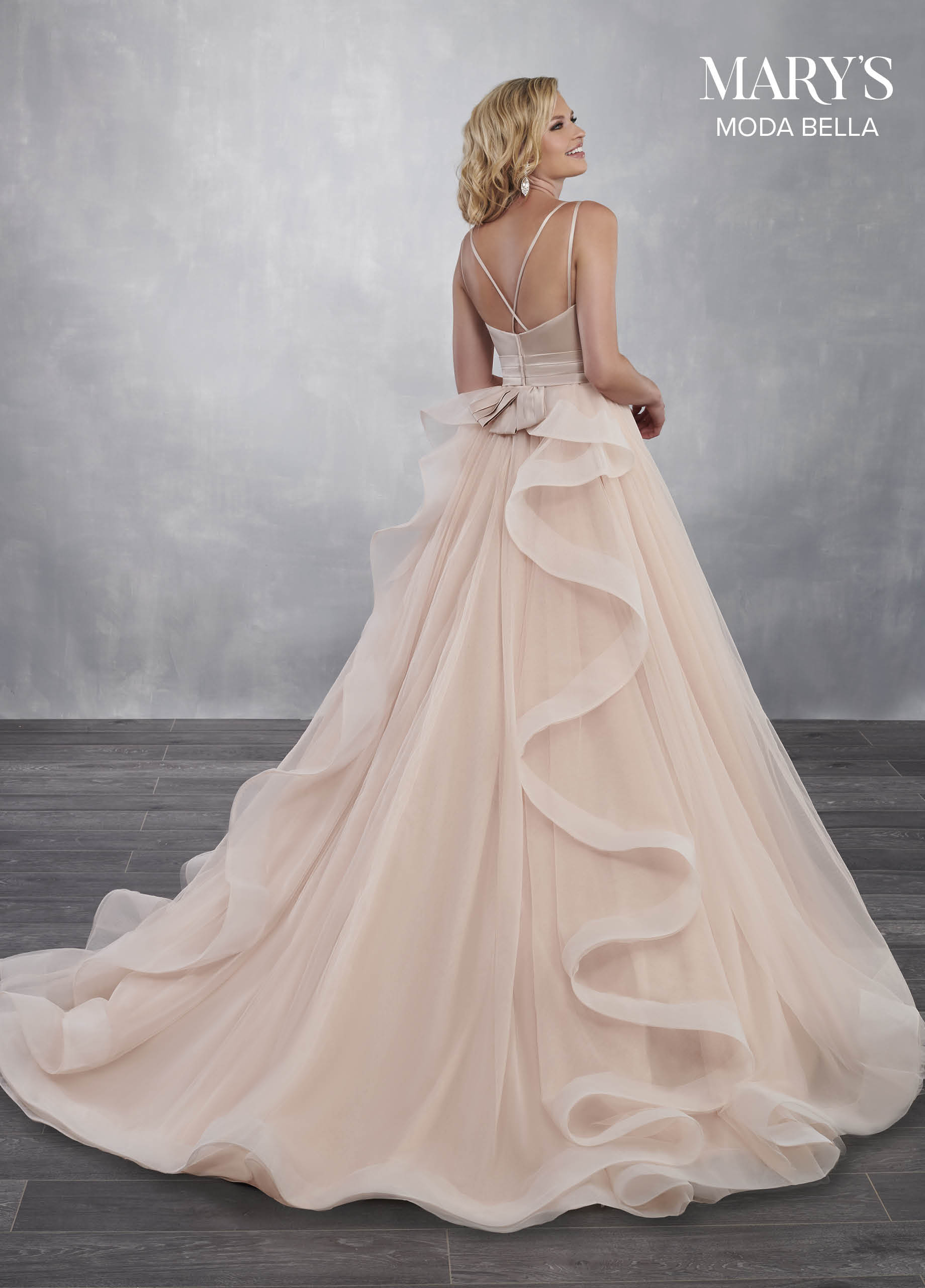 Bridal Dresses | Moda Bella | Style - MB2062