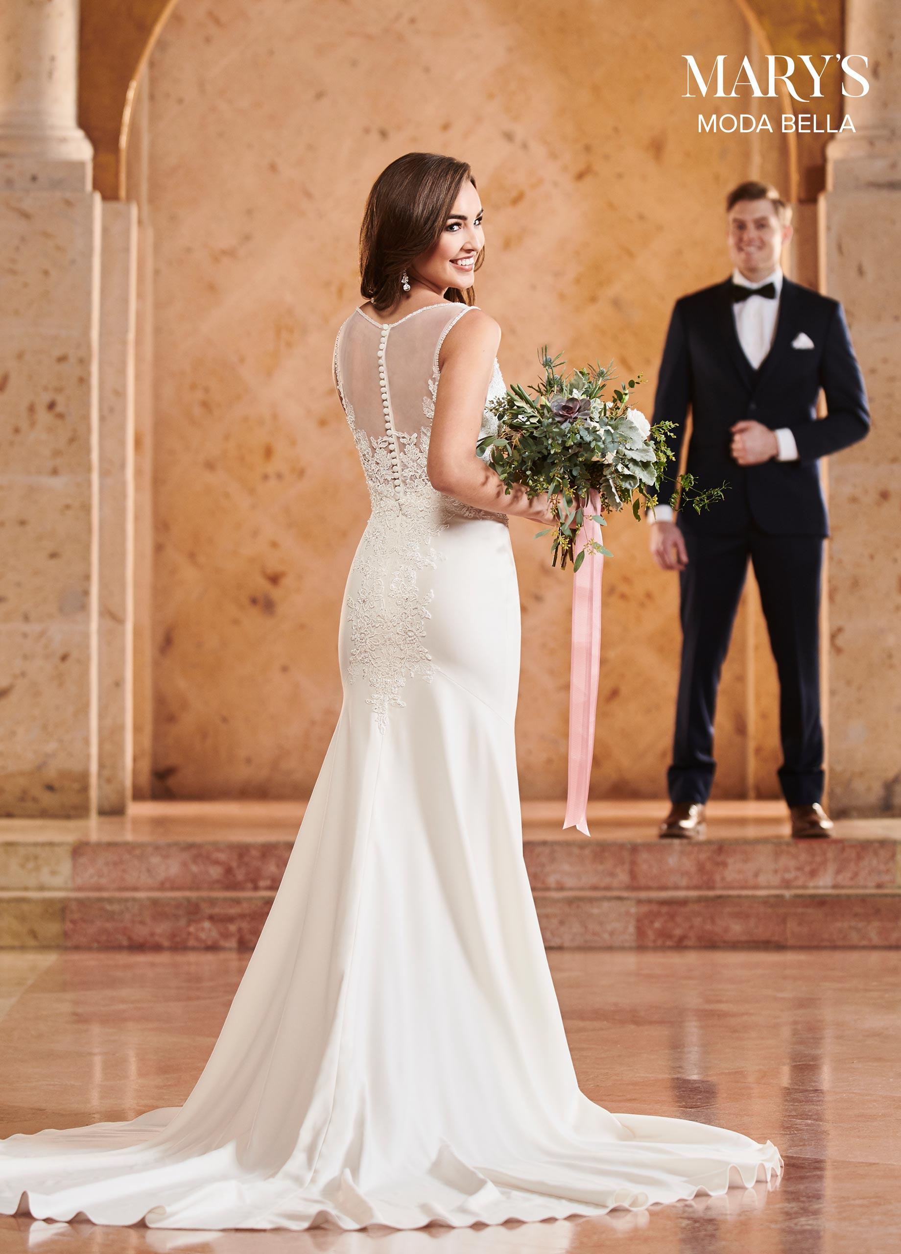 Bridal Dresses | Moda Bella | Style - MB2063