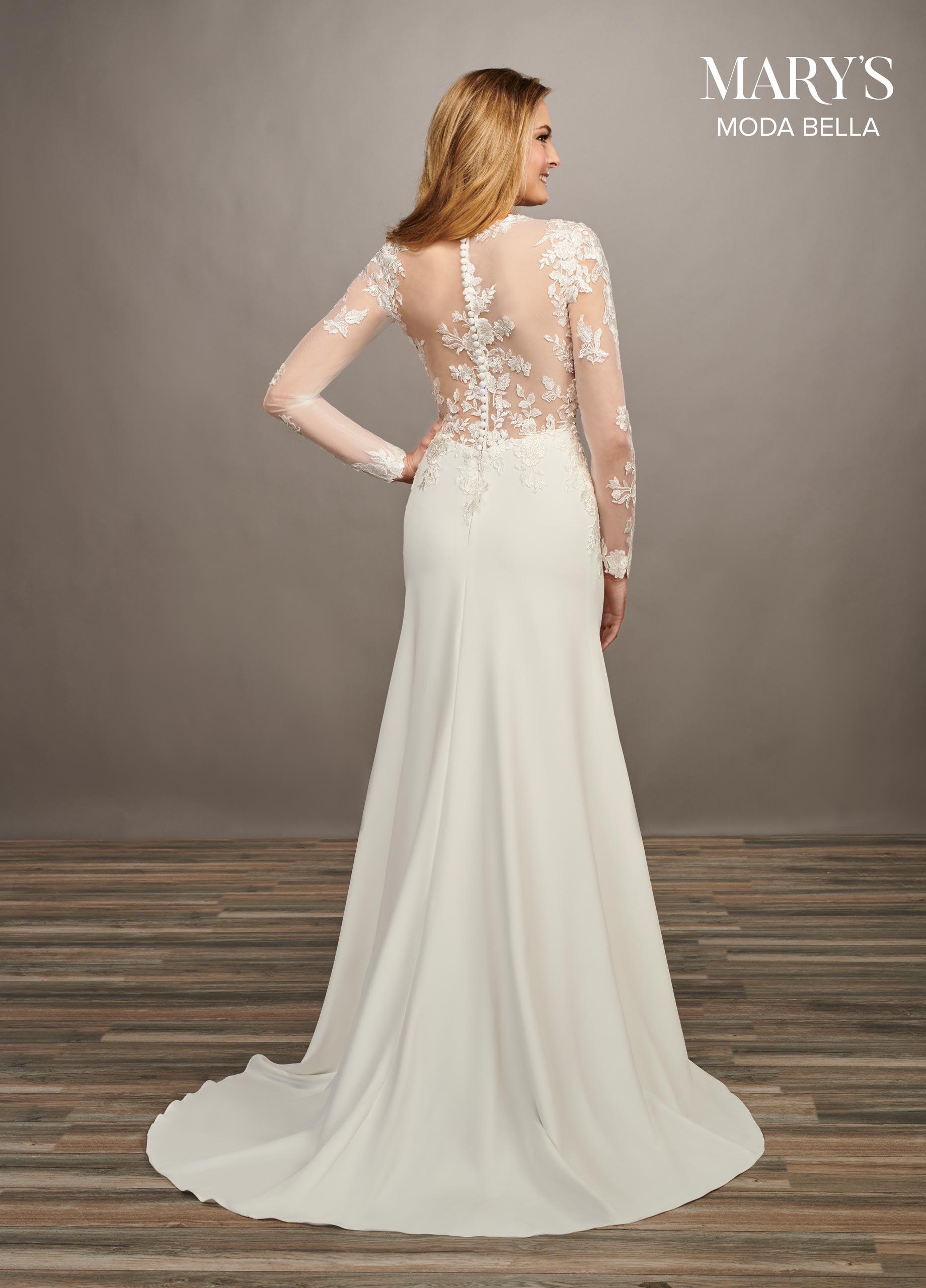 Bridal Dresses | Moda Bella | Style - MB2066
