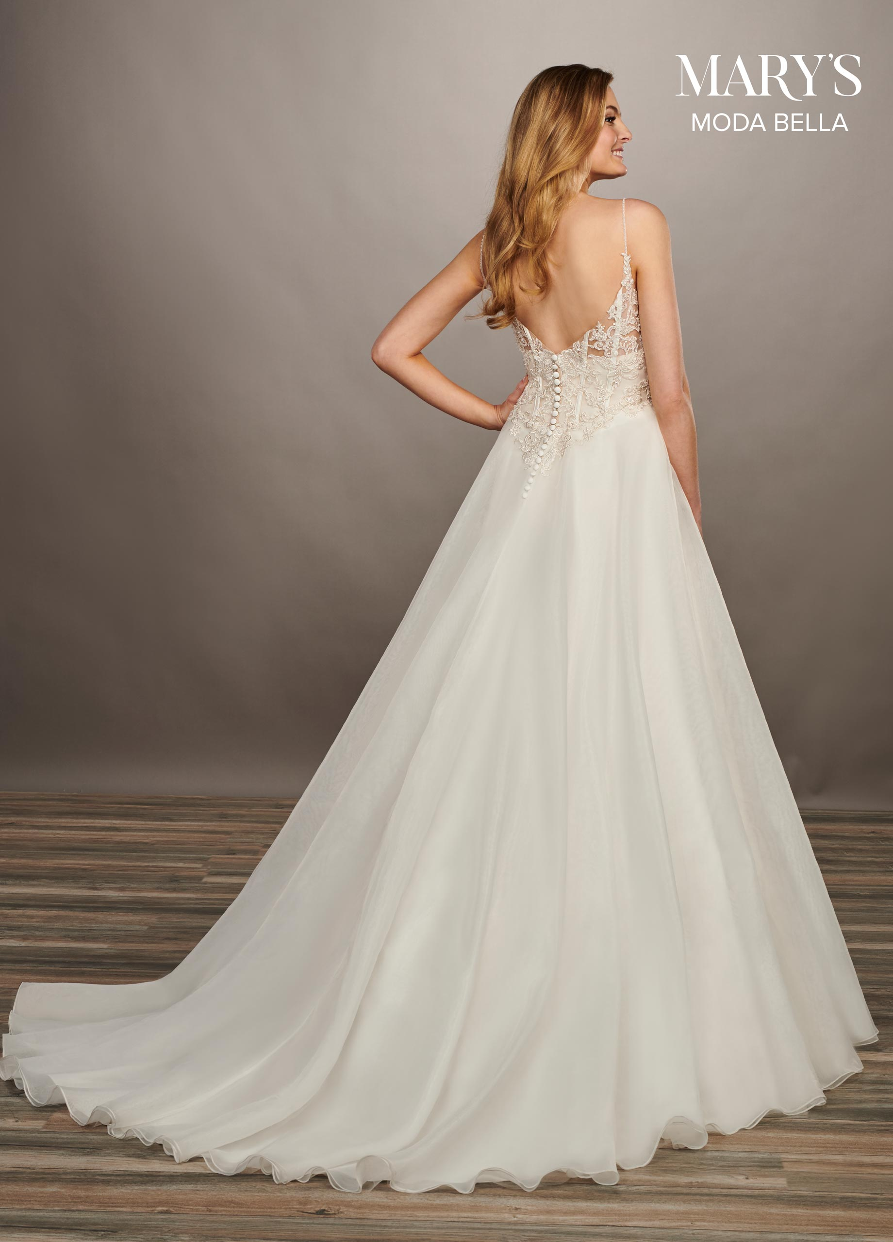 Bridal Dresses | Moda Bella | Style - MB2067