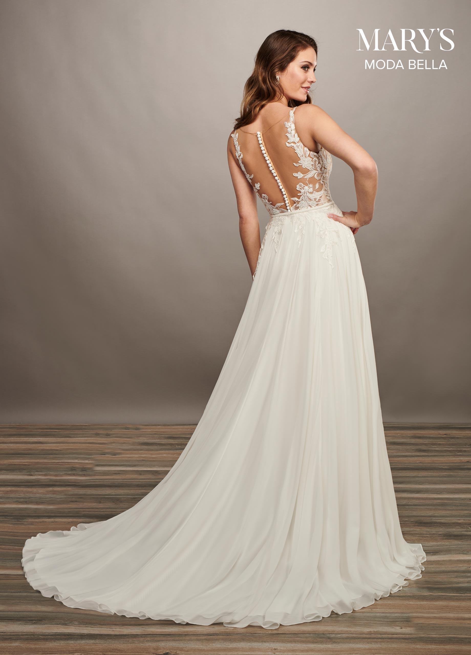 Bridal Dresses | Moda Bella | Style - MB2068