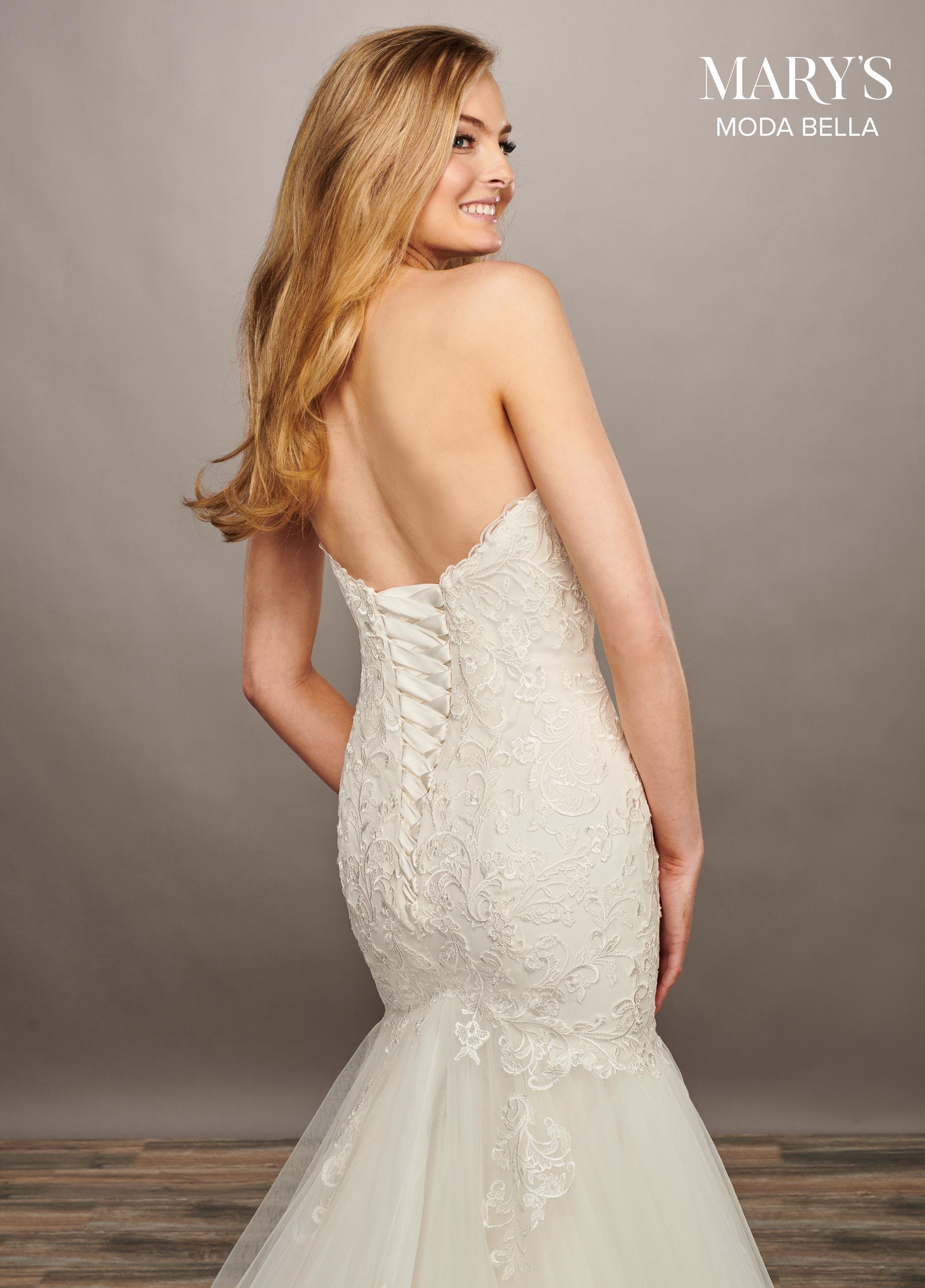 Bridal Dresses | Moda Bella | Style - MB2069