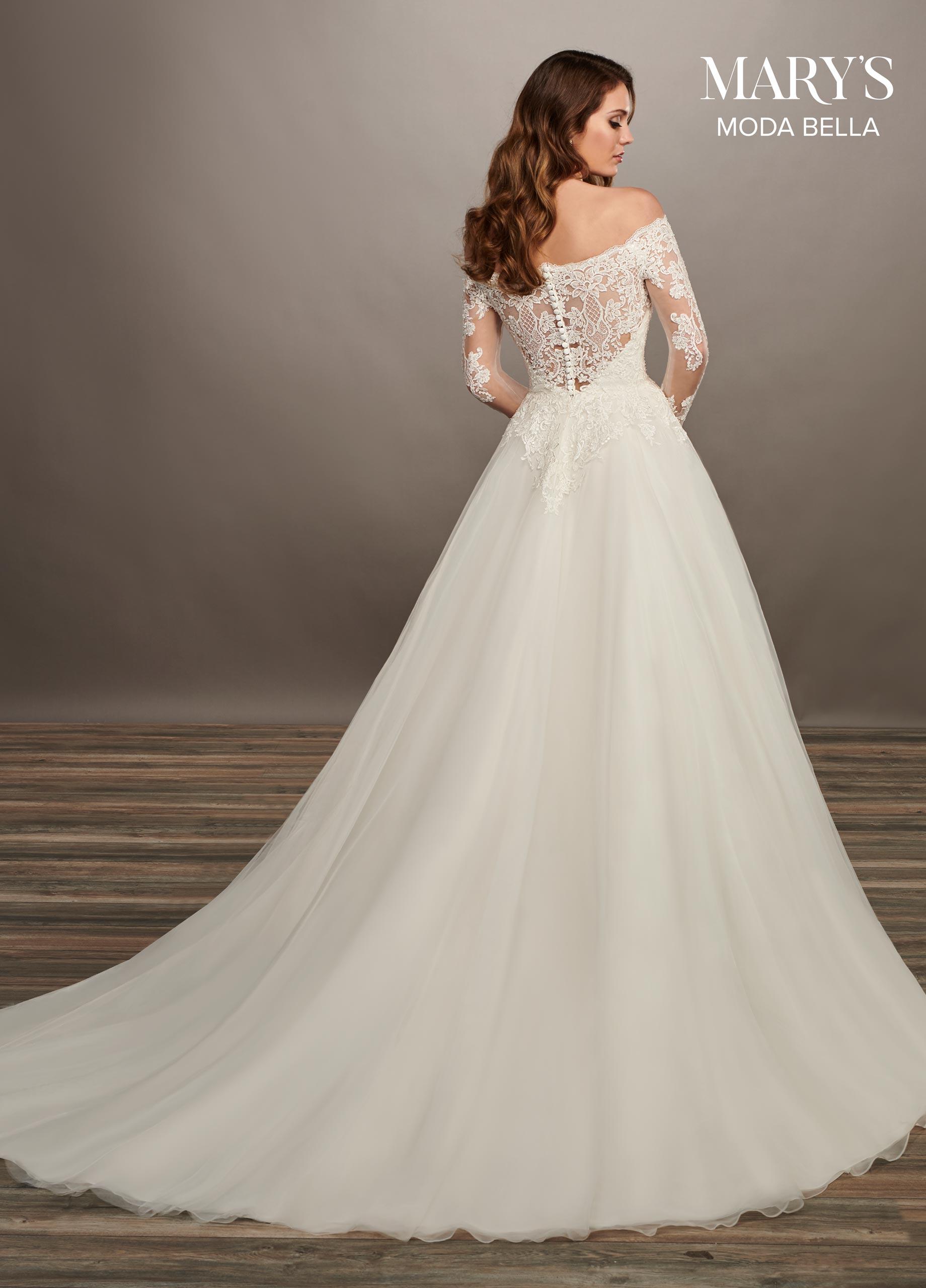 Bridal Dresses | Moda Bella | Style - MB2070