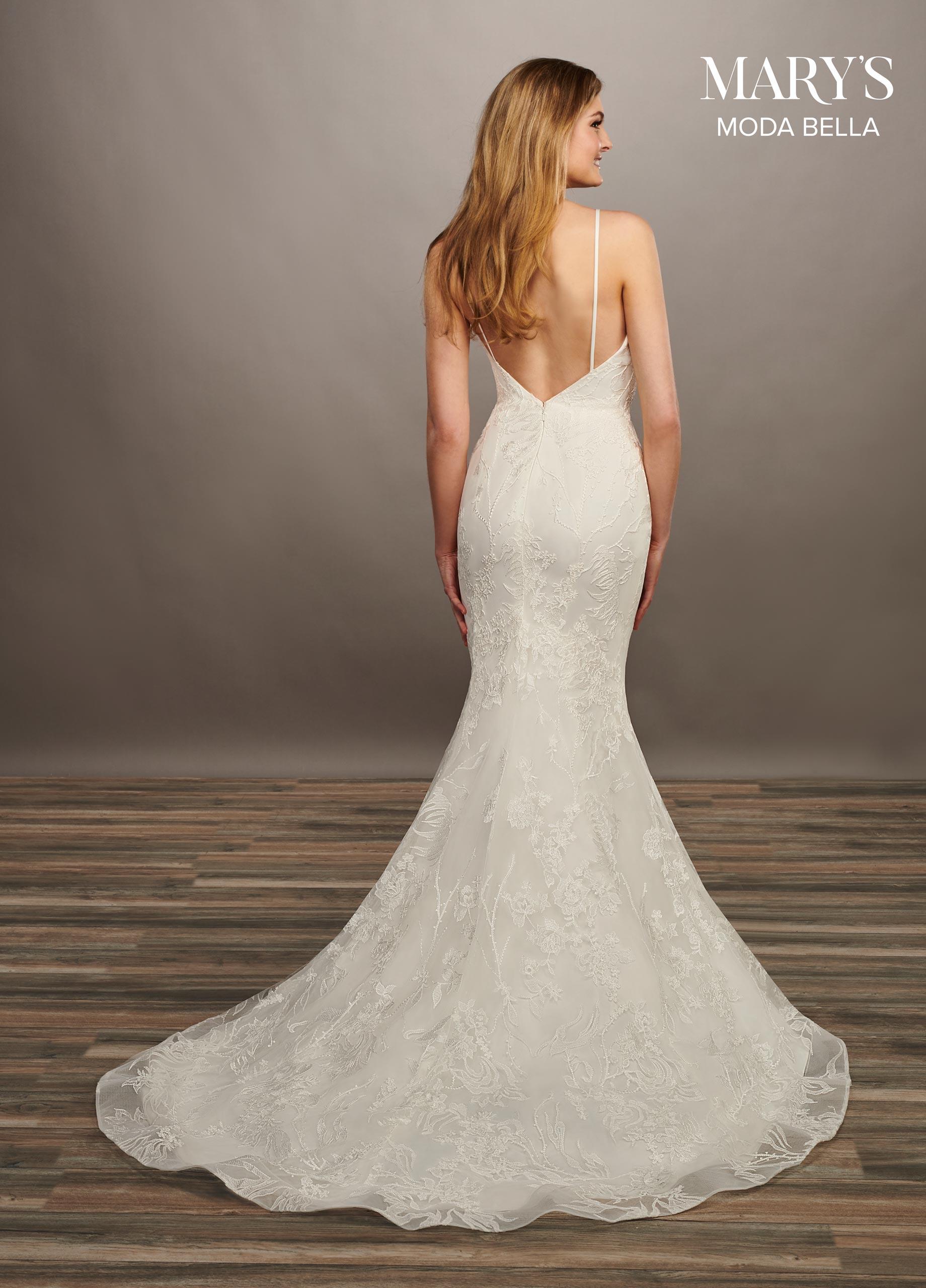 Bridal Dresses | Moda Bella | Style - MB2071