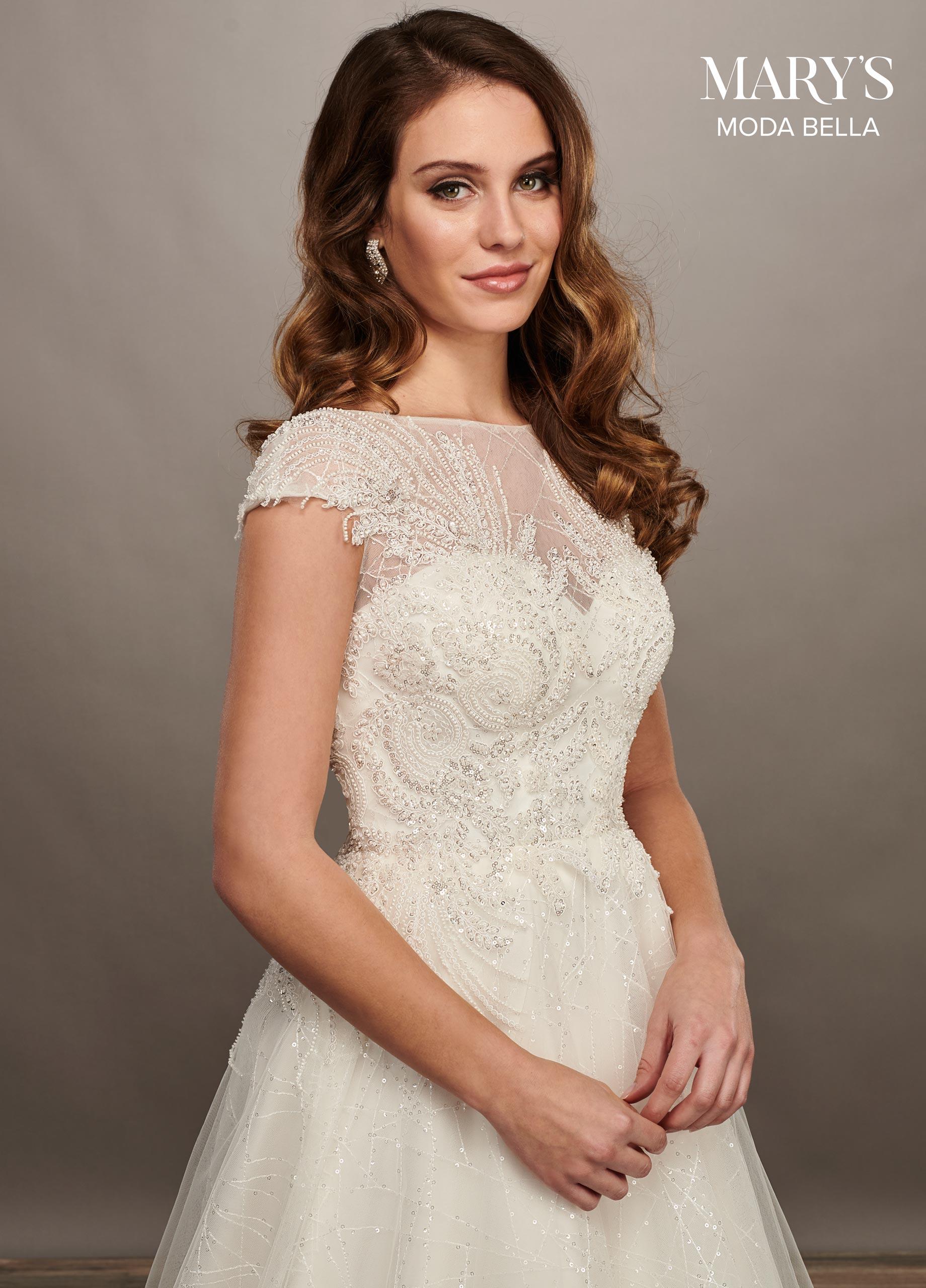 Bridal Dresses | Moda Bella | Style - MB2072