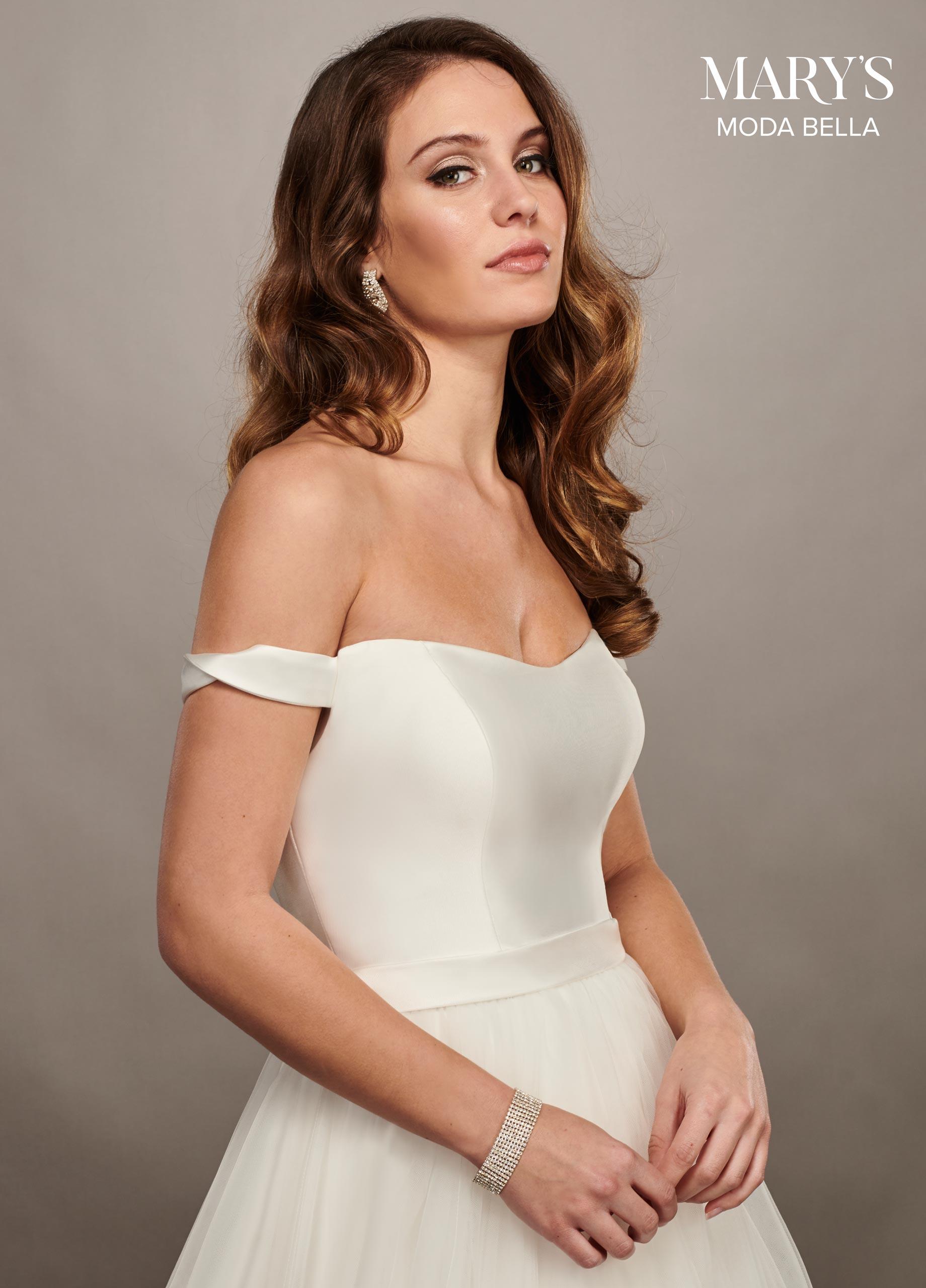 Bridal Dresses | Moda Bella | Style - MB2073