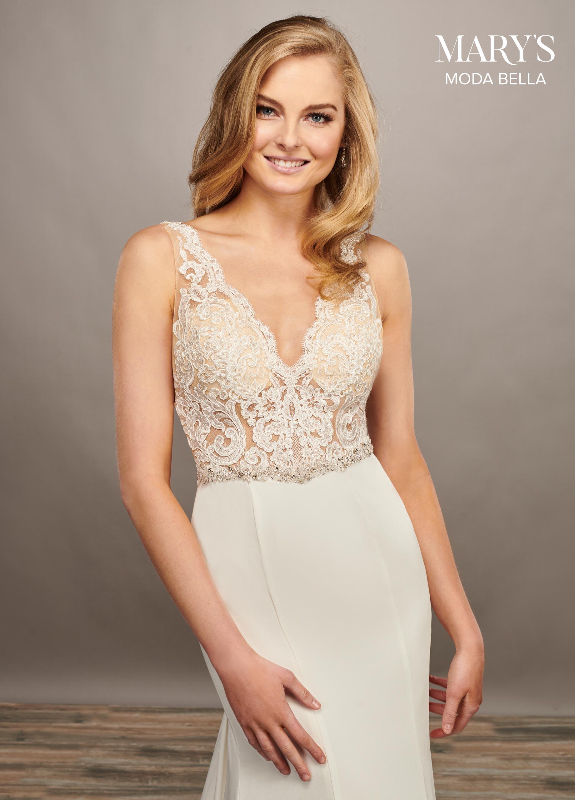 Bridal Dresses | Moda Bella | Style - MB2074