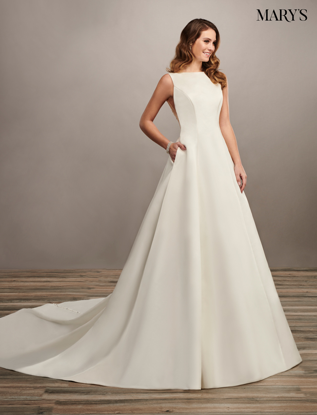 Color Bridal Dresses - Style - MB2075