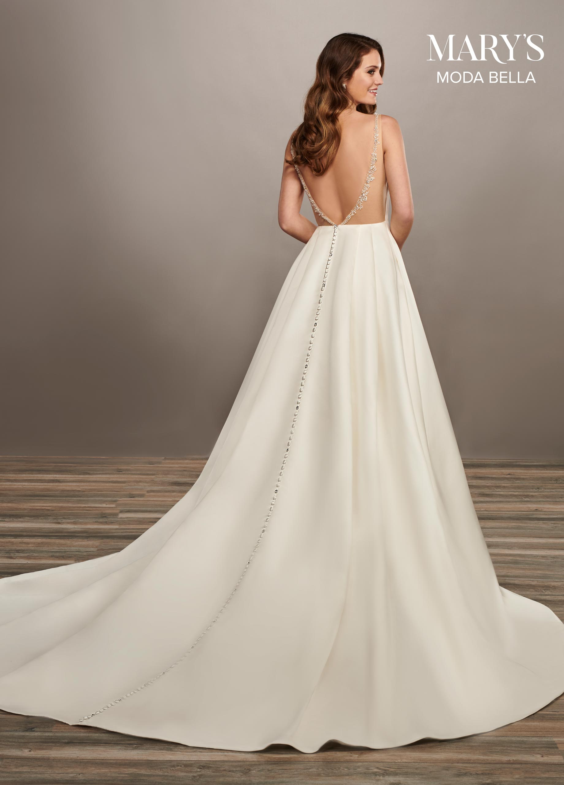 Bridal Dresses | Moda Bella | Style - MB2075