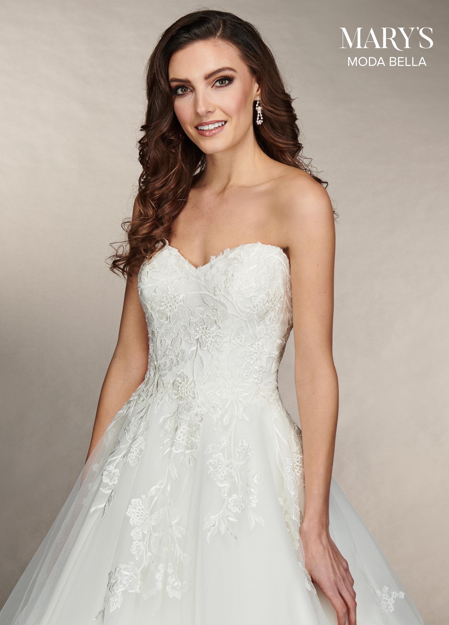 Bridal Dresses | Moda Bella | Style - MB2076