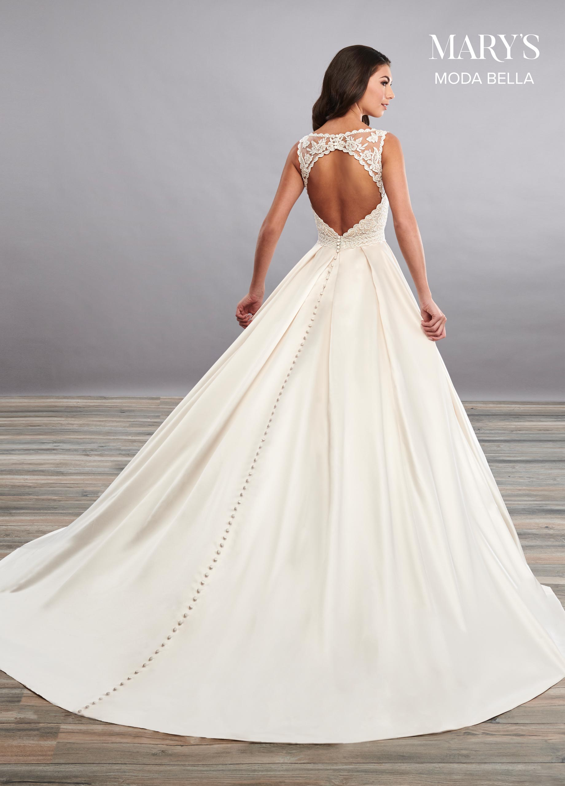 Bridal Dresses | Moda Bella | Style - MB2078