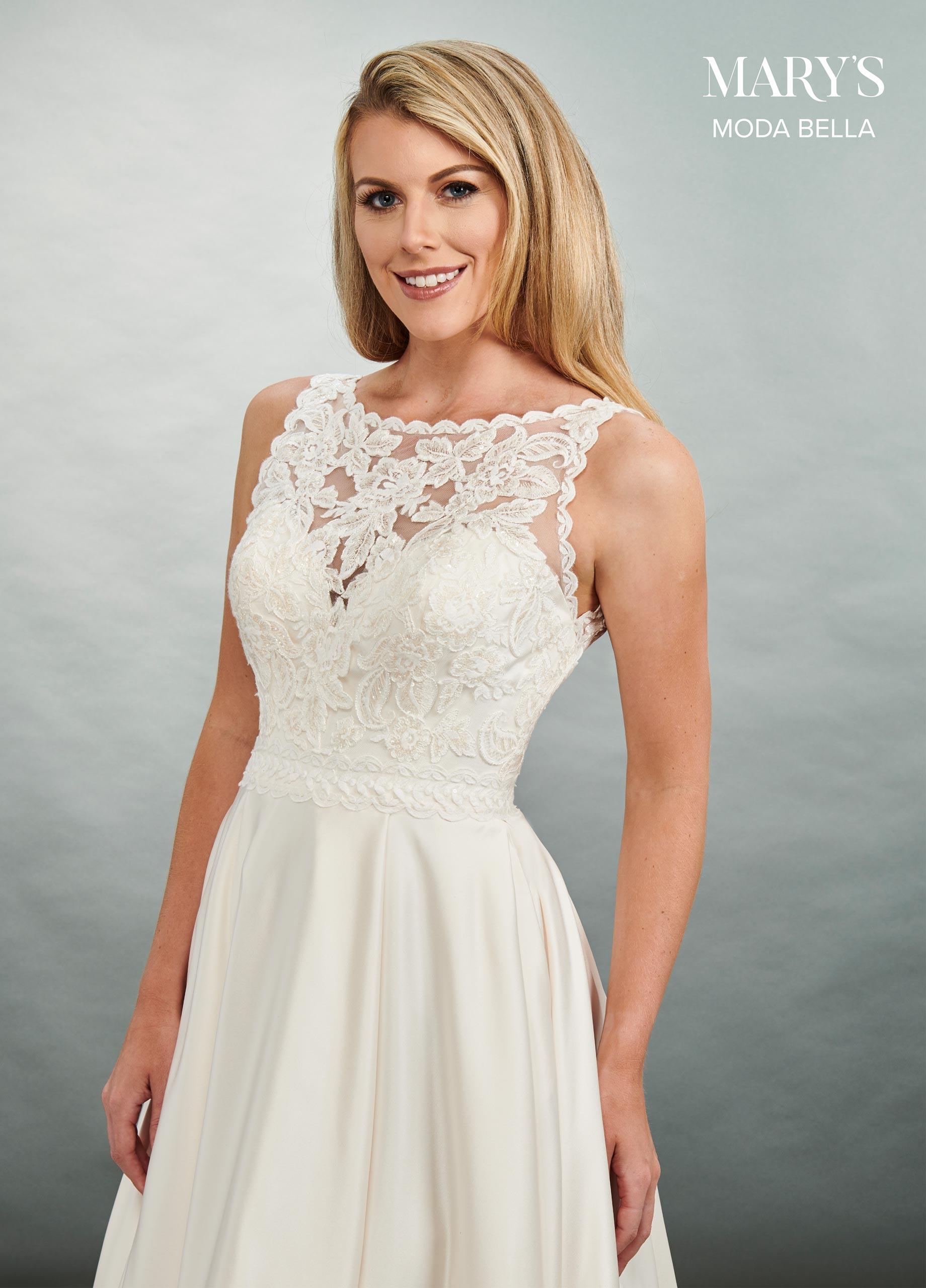 Bridal Dresses | Moda Bella | Style - MB2079