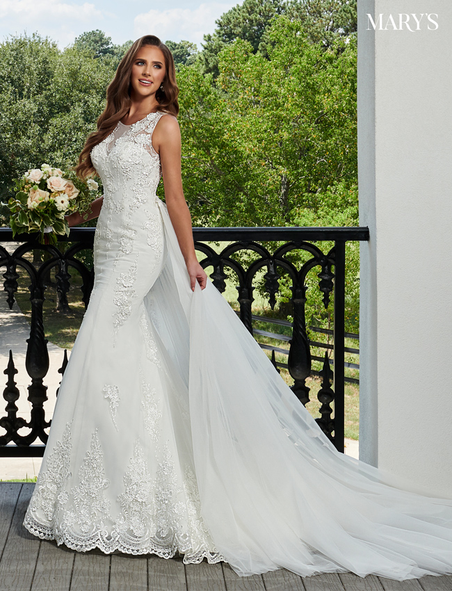 Color Bridal Dresses - Style - MB2080