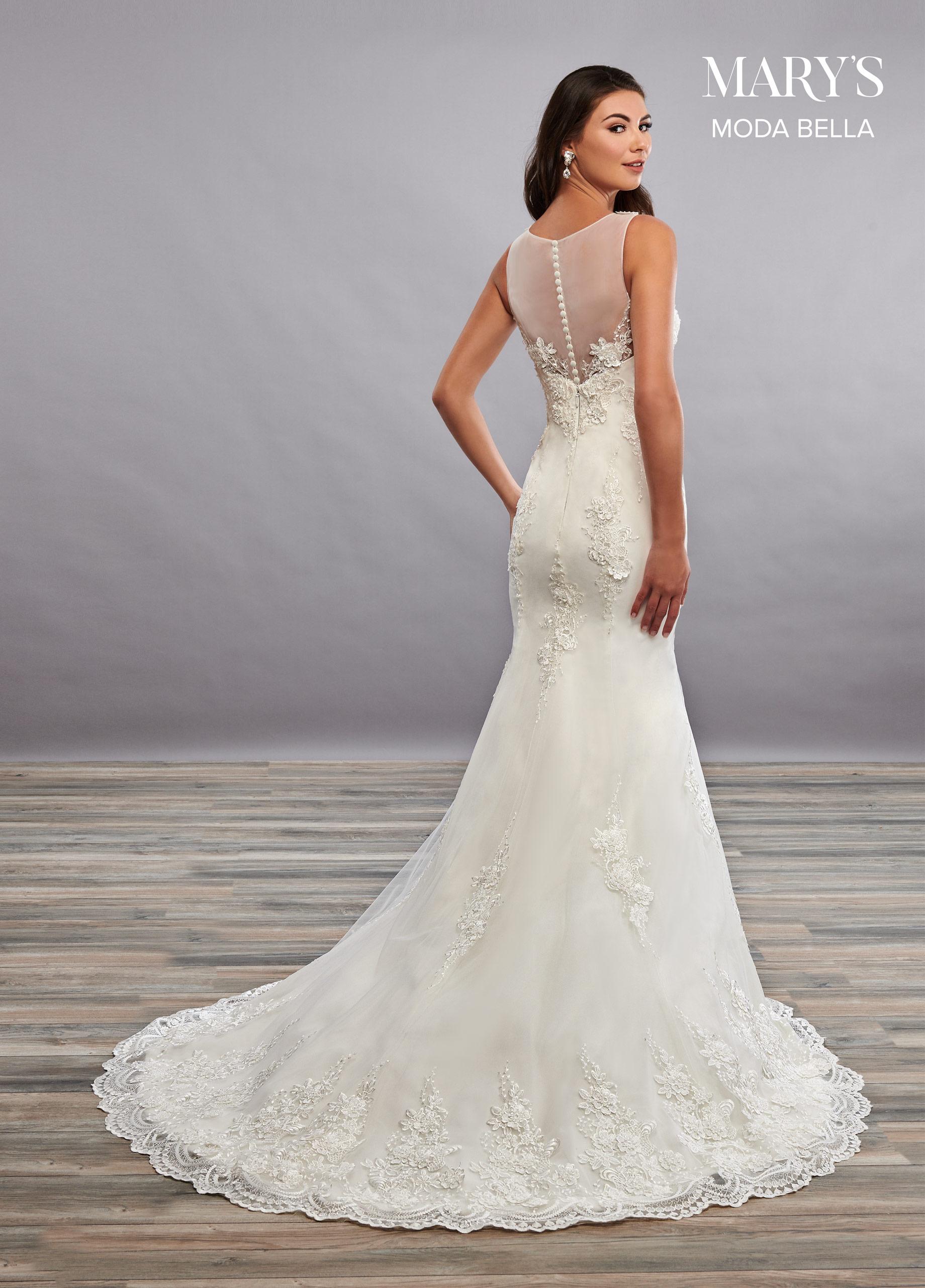 Bridal Dresses | Moda Bella | Style - MB2080