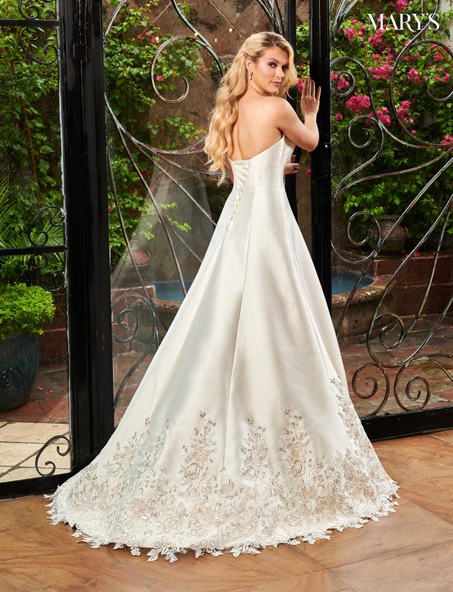Color Bridal Dresses - Style - MB2081