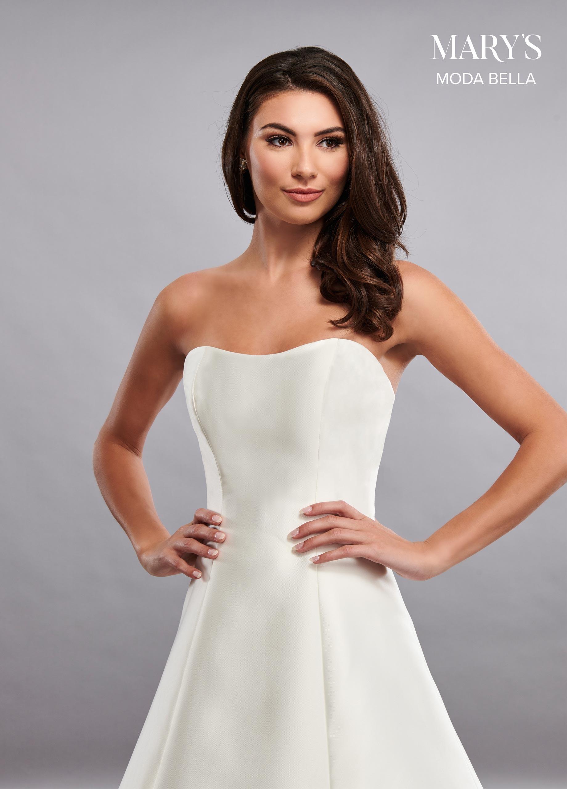 Bridal Dresses | Moda Bella | Style - MB2081