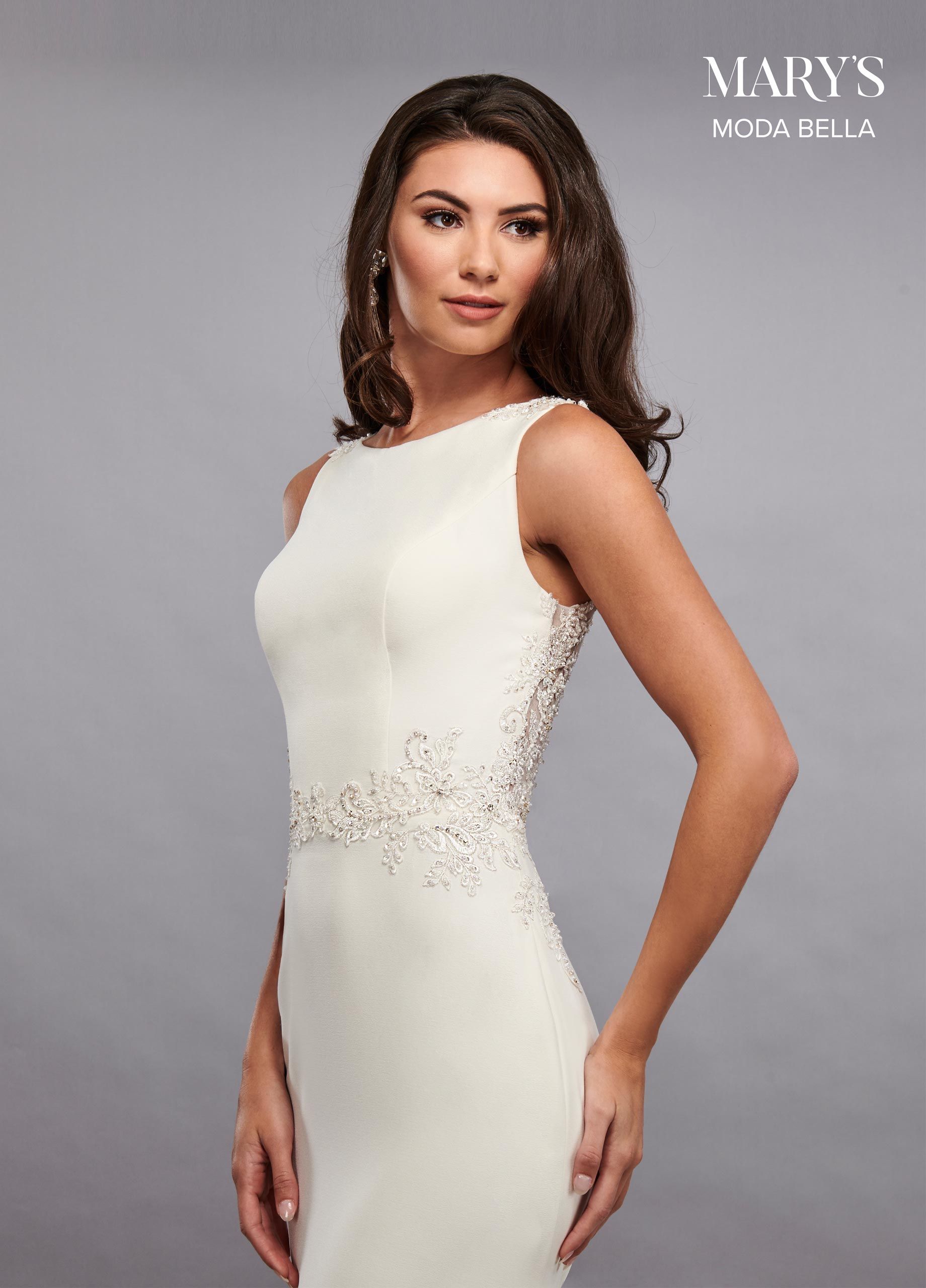 Bridal Dresses | Moda Bella | Style - MB2082