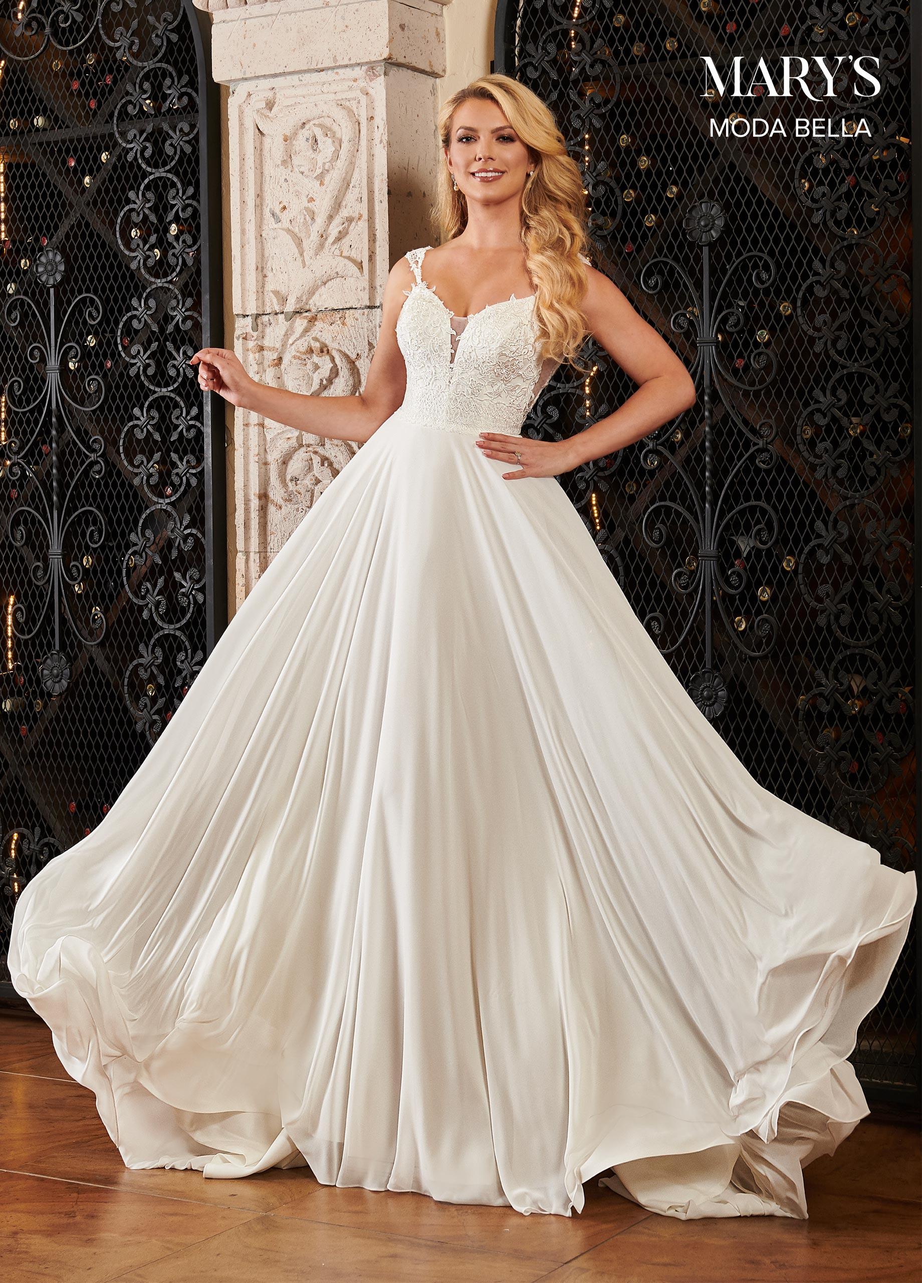 Bridal Dresses | Moda Bella | Style - MB2083