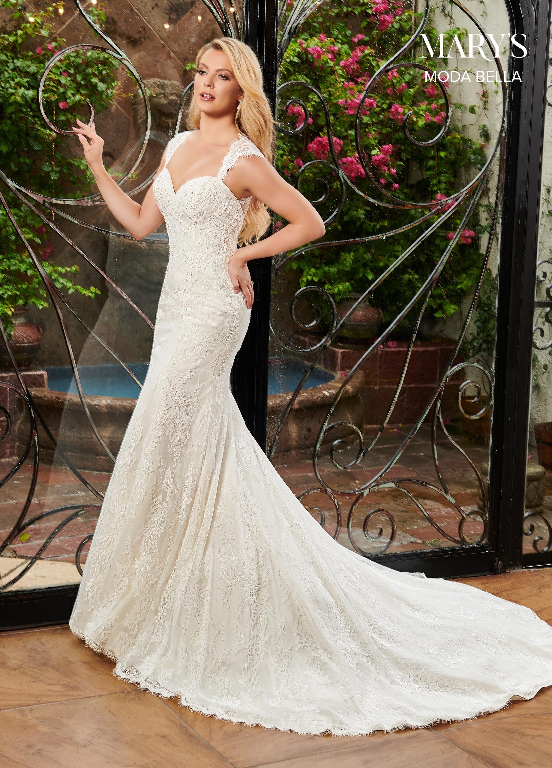 Bridal Dresses   Moda Bella   Style - MB2086