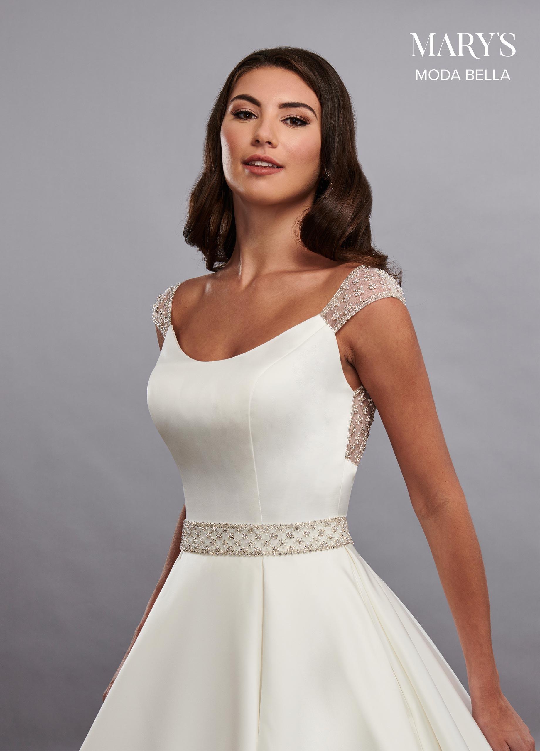 Bridal Dresses | Moda Bella | Style - MB2087