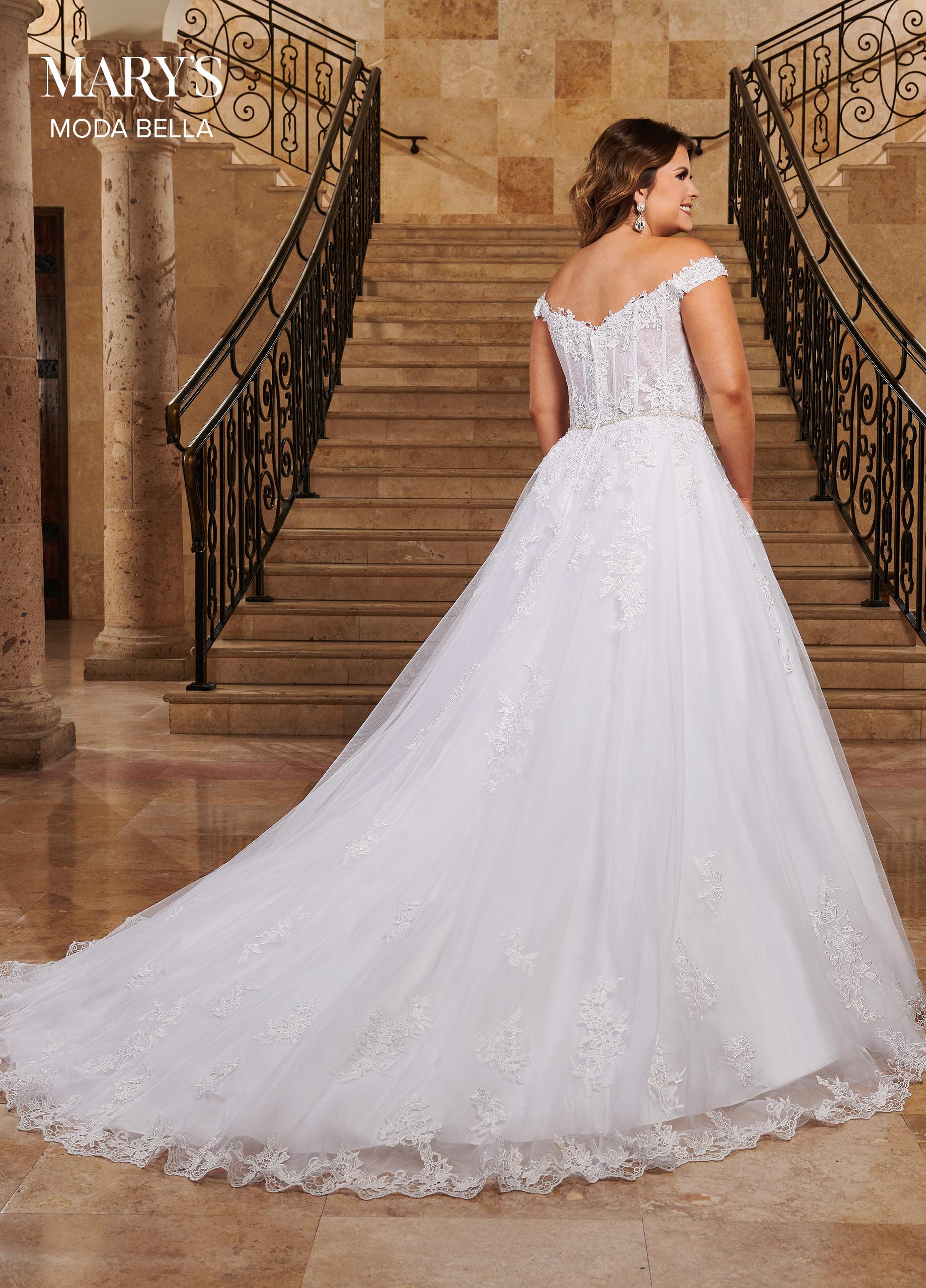 Bridal Dresses   Moda Bella   Style - MB2090