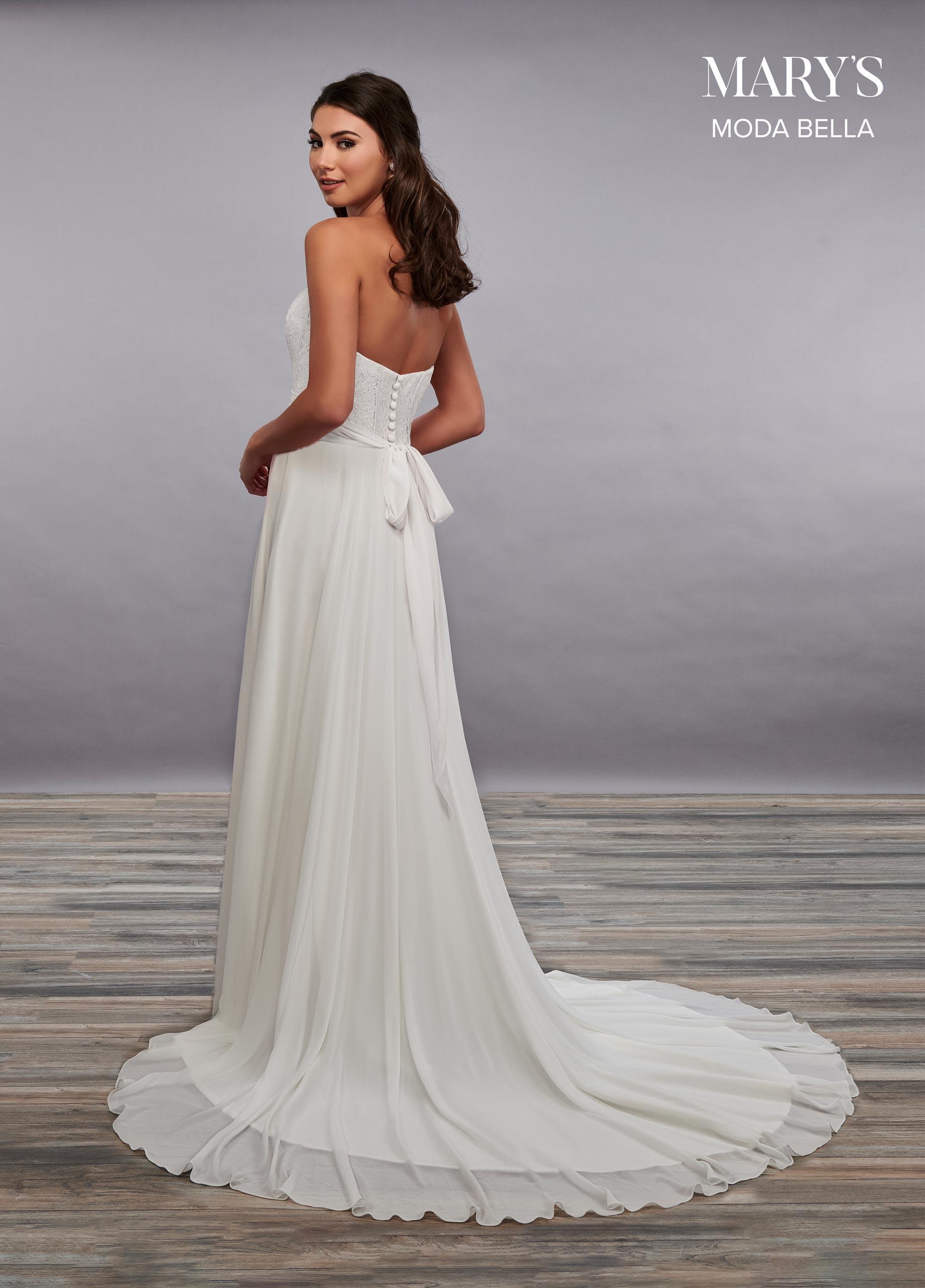 Bridal Dresses | Moda Bella | Style - MB2091