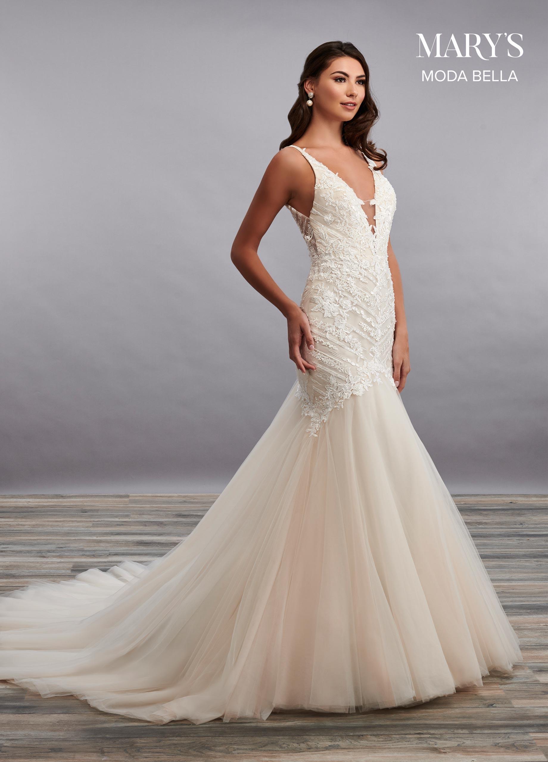 Bridal Dresses | Moda Bella | Style - MB2092
