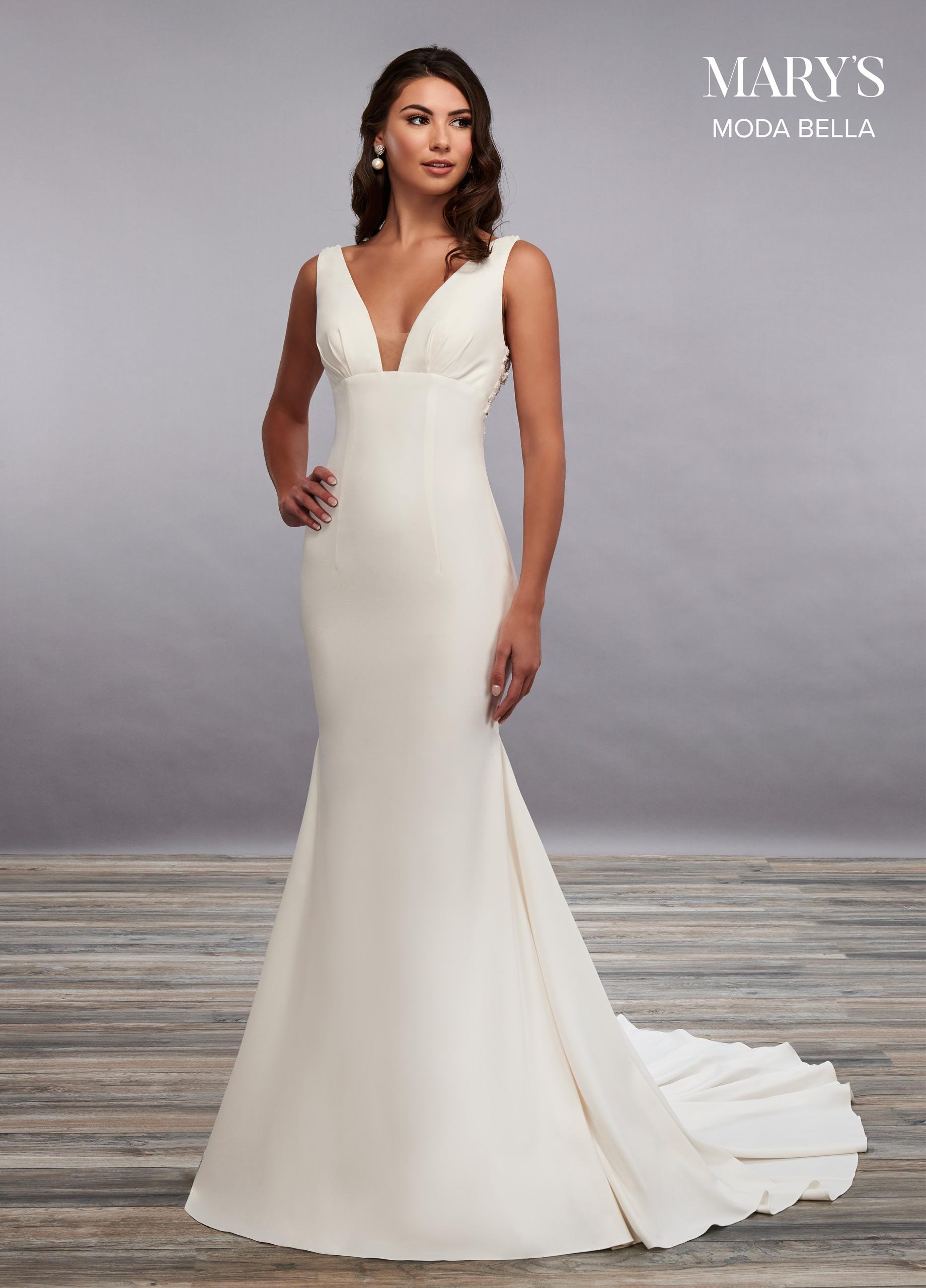 Bridal Dresses | Moda Bella | Style - MB2094