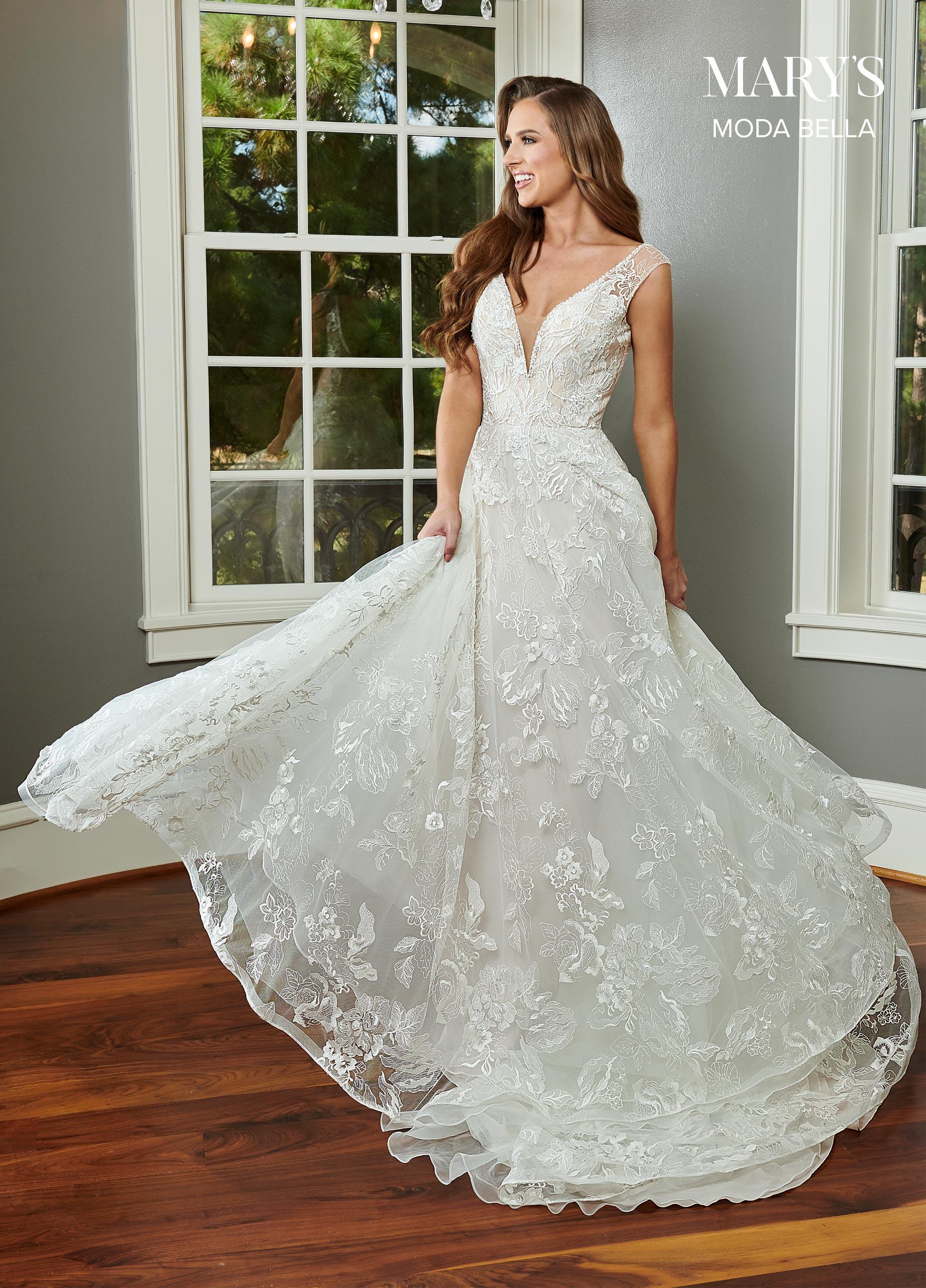 Bridal Dresses | Moda Bella | Style - MB2095