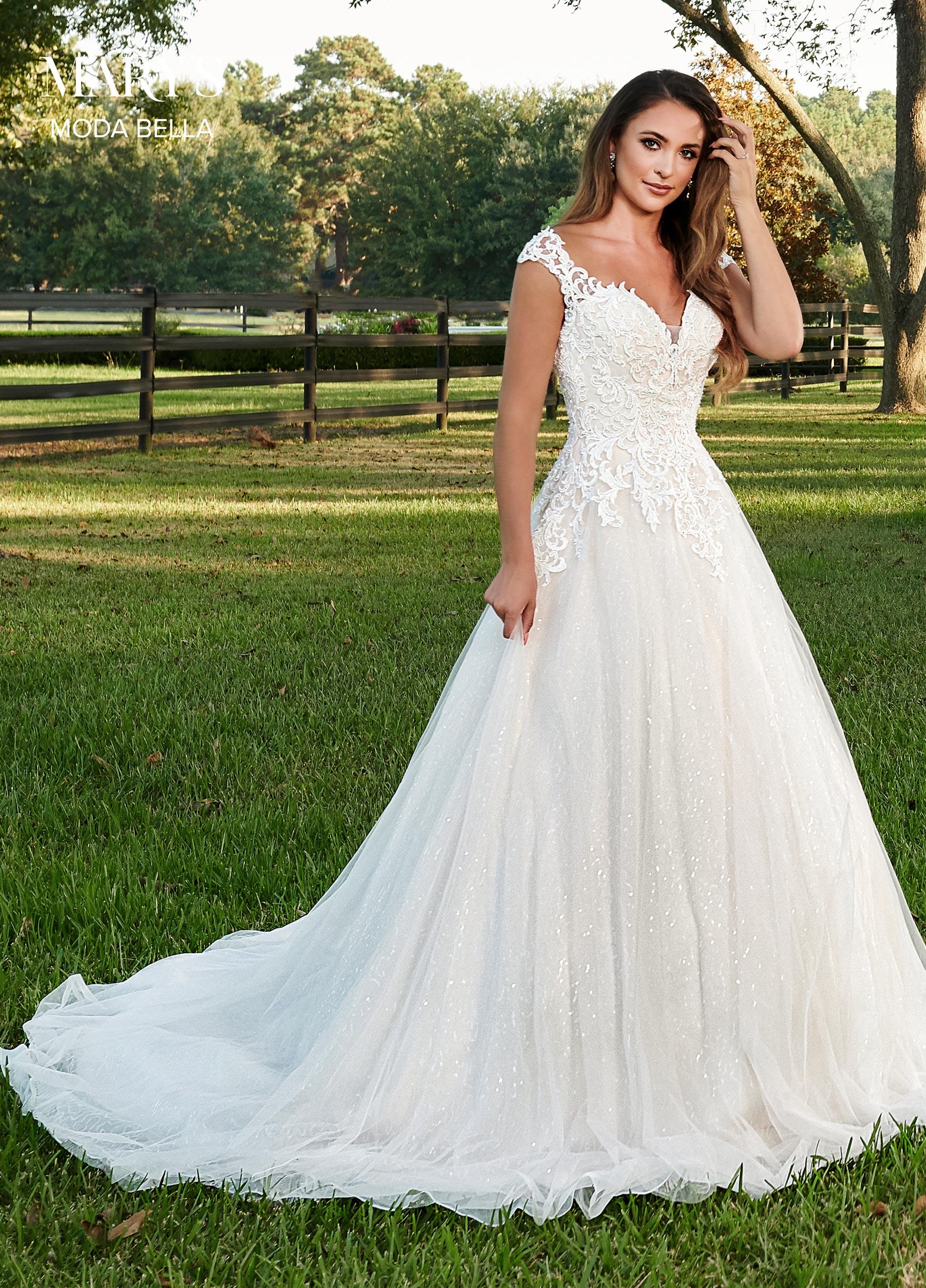 Bridal Dresses | Moda Bella | Style - MB2096