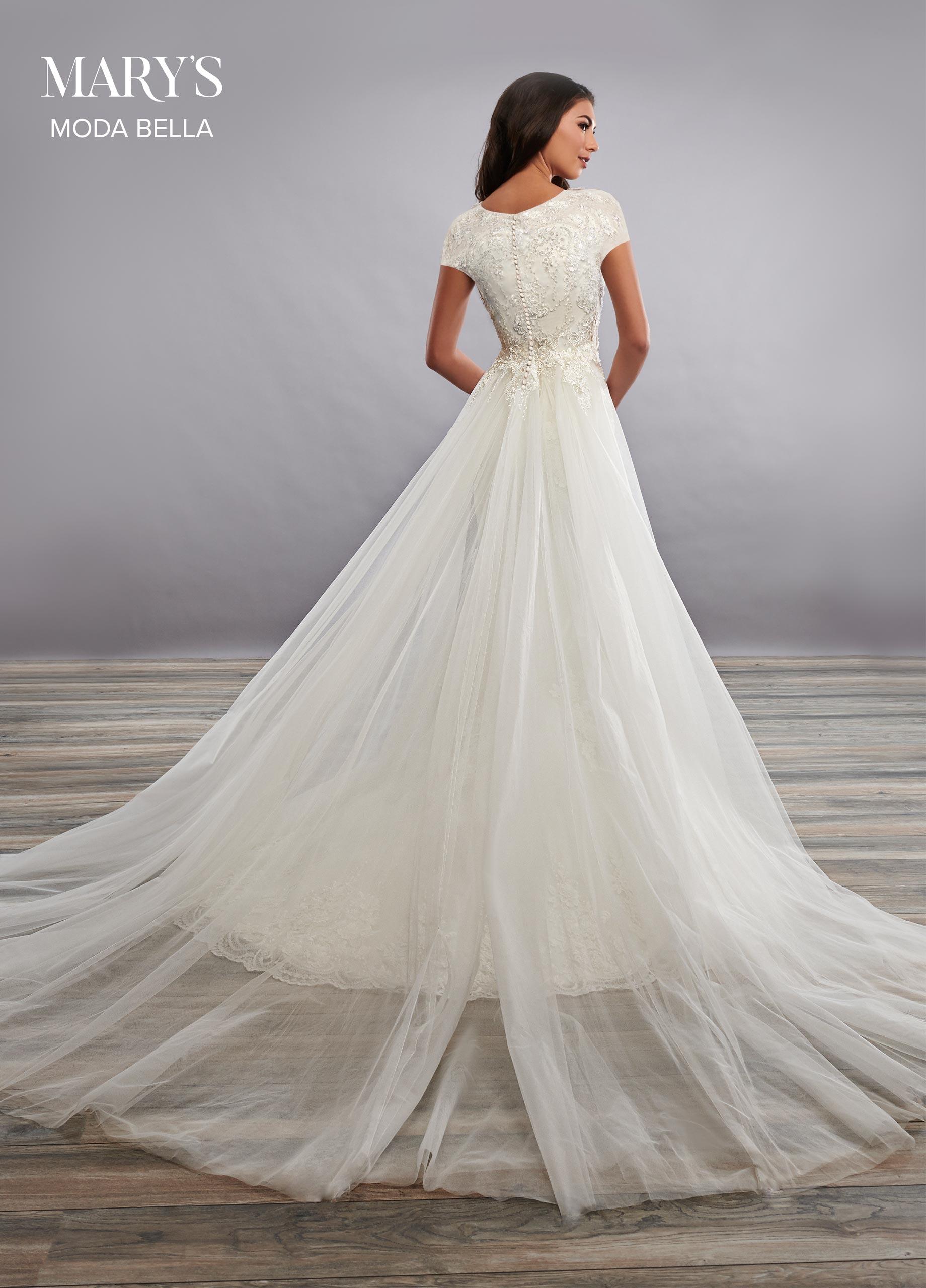 Bridal Dresses | Moda Bella | Style - MB2098