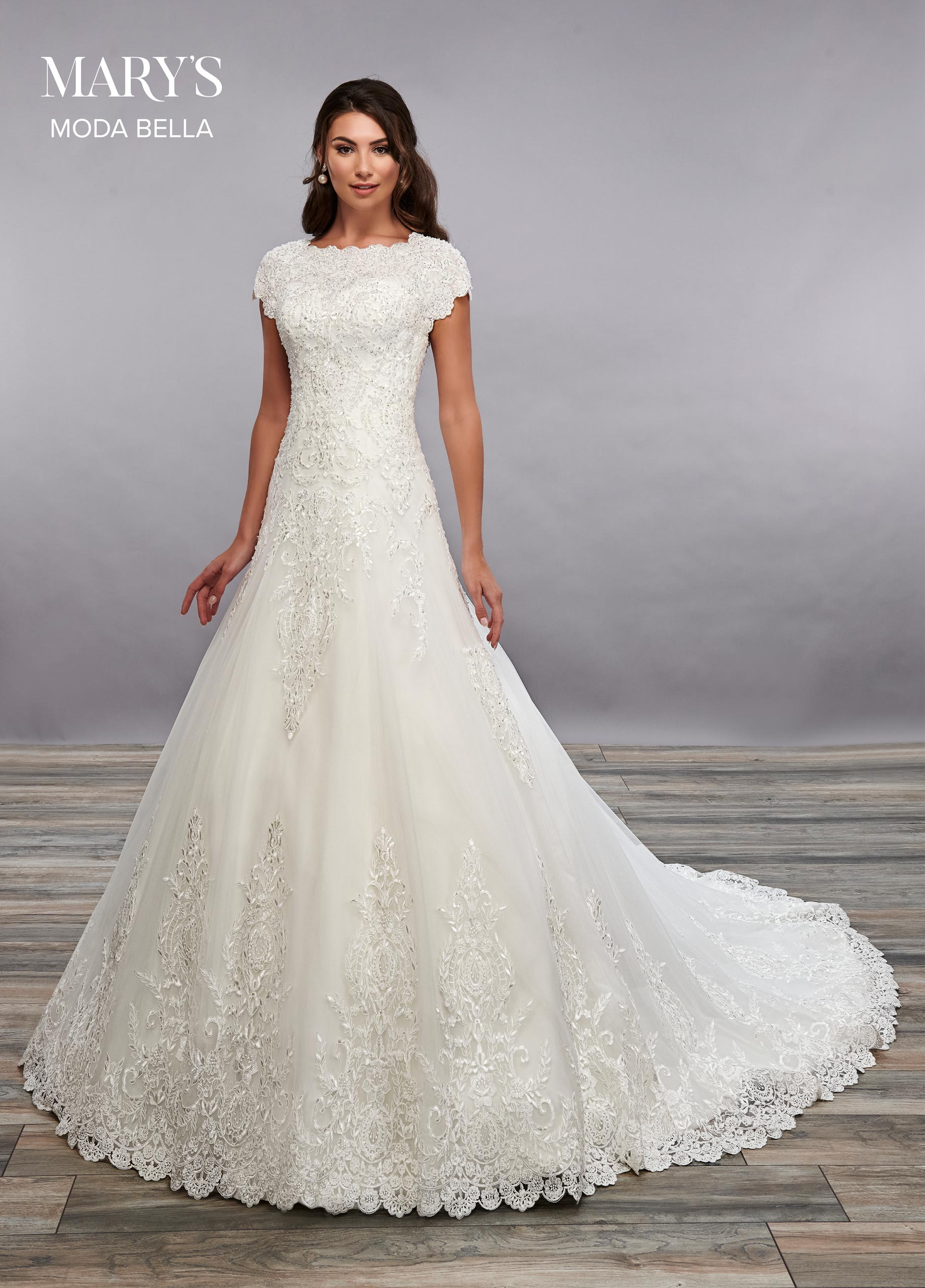 Bridal Dresses | Moda Bella | Style - MB2099