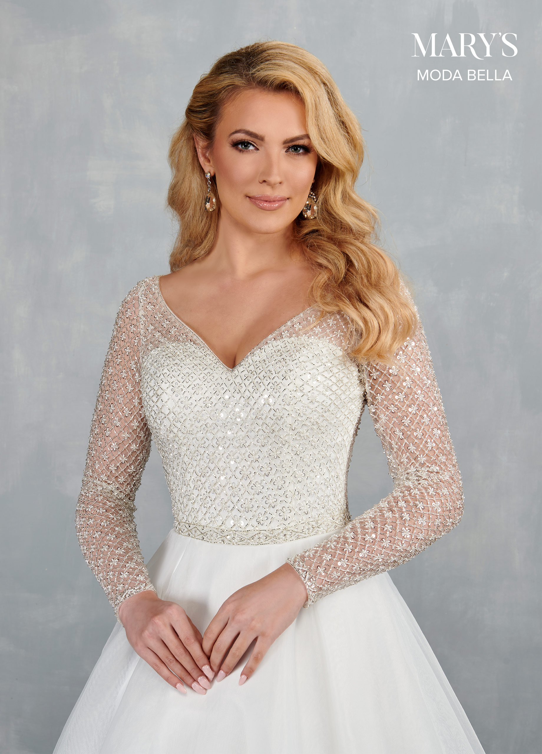Bridal Dresses | Moda Bella | Style - MB2100