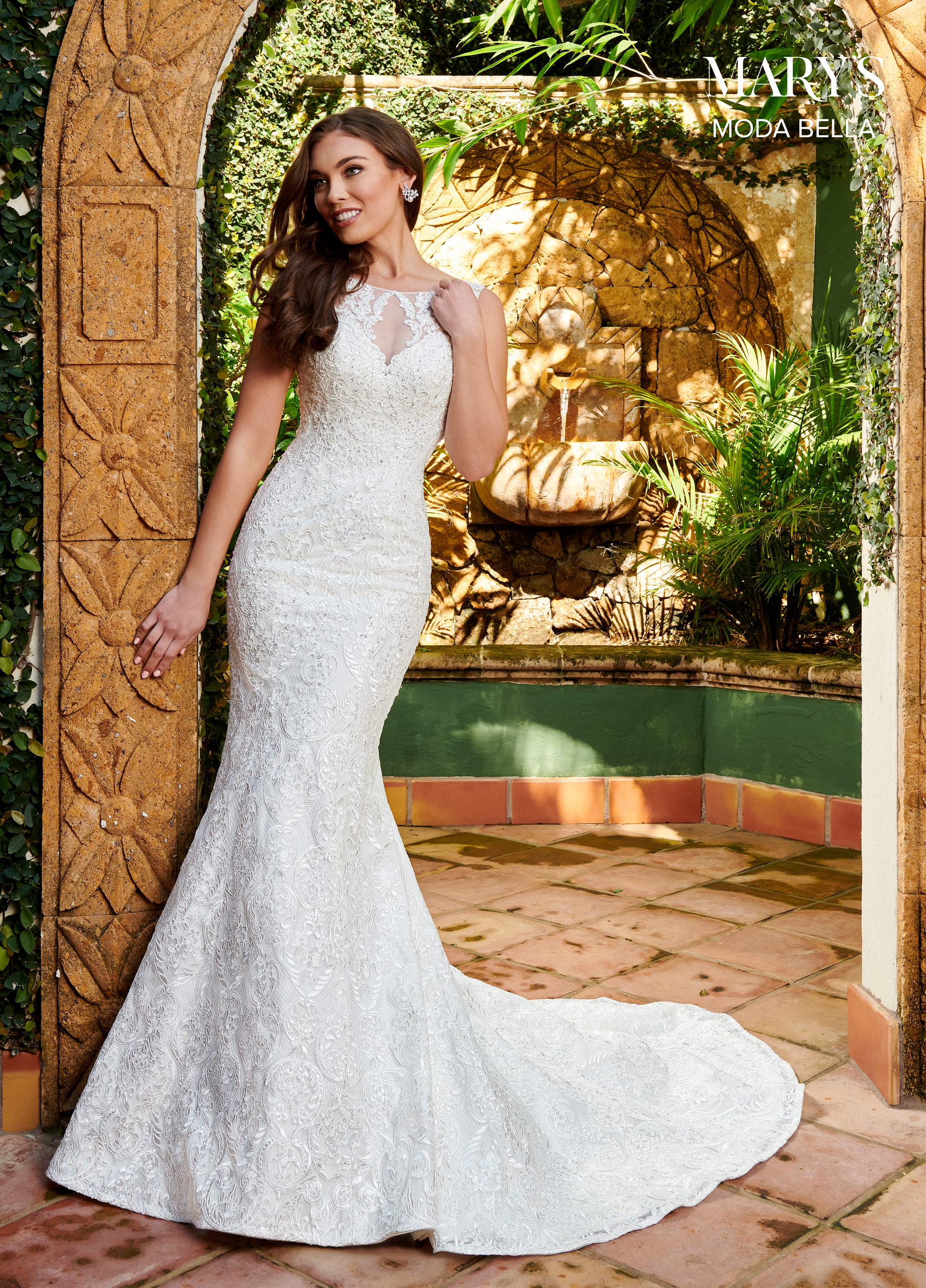 Bridal Dresses | Moda Bella | Style - MB2103