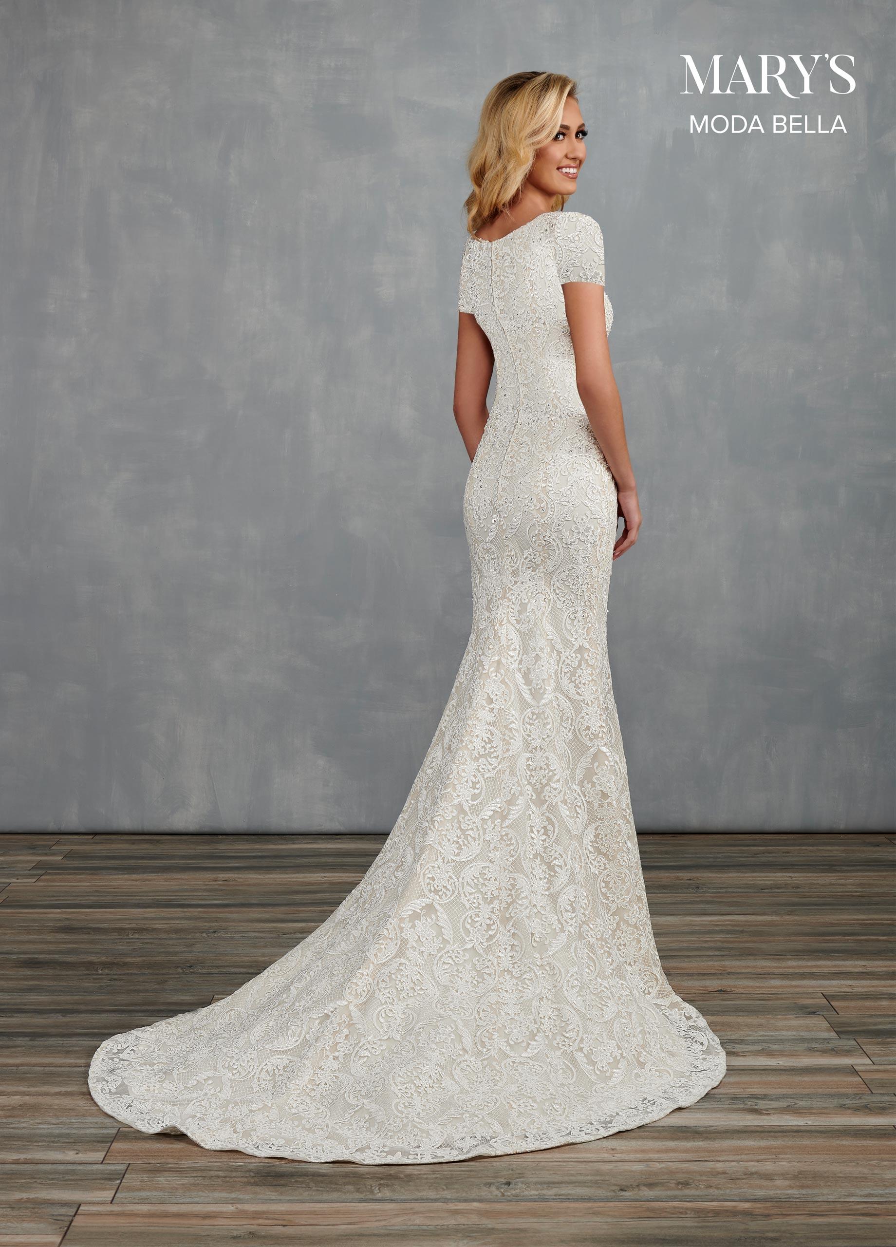 Bridal Dresses | Moda Bella | Style - MB2104