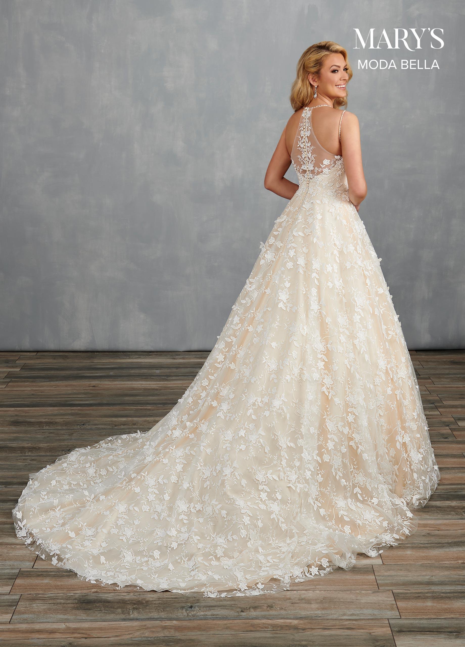 Bridal Dresses | Moda Bella | Style - MB2105