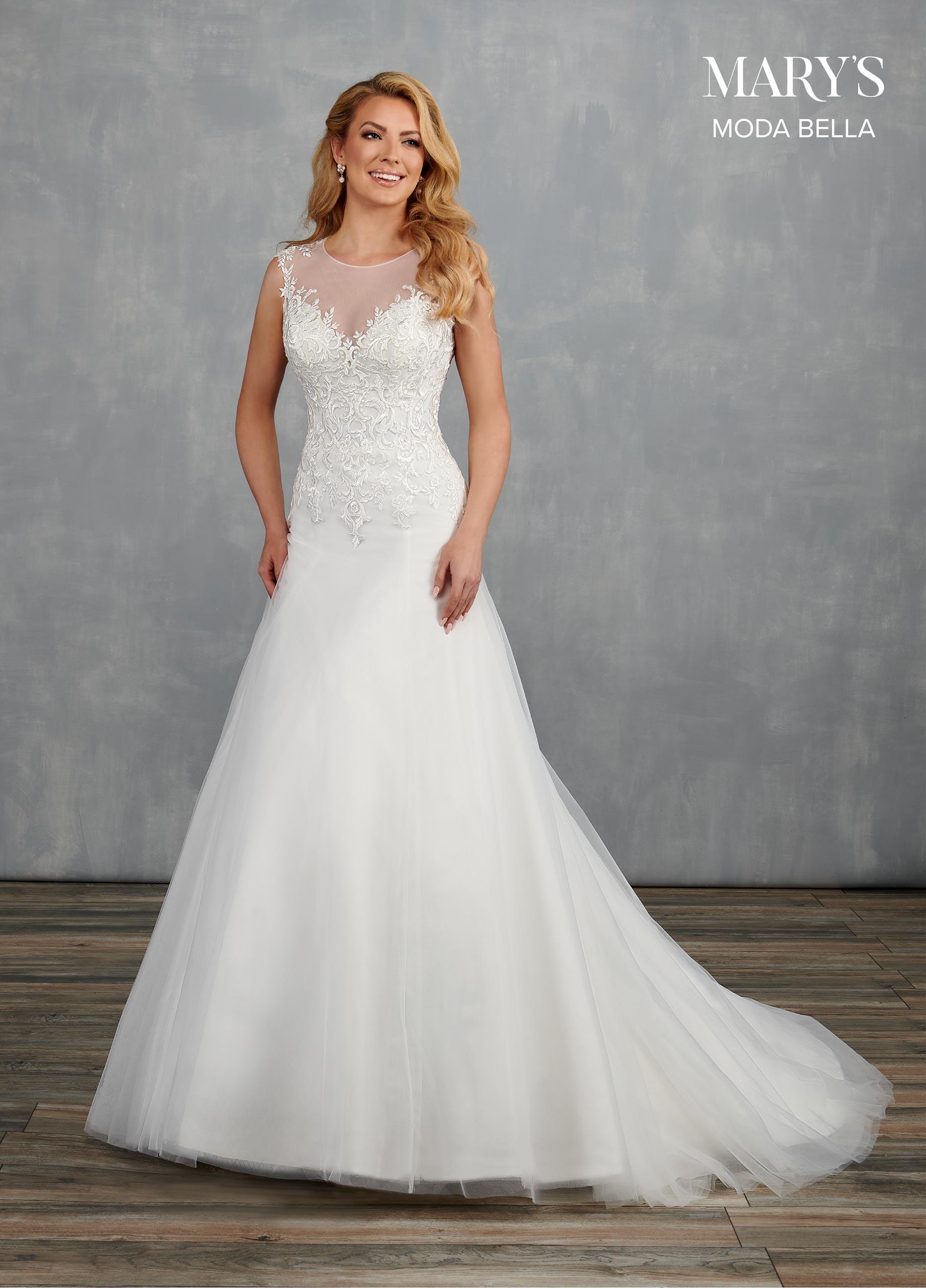 Bridal Dresses | Moda Bella | Style - MB2106