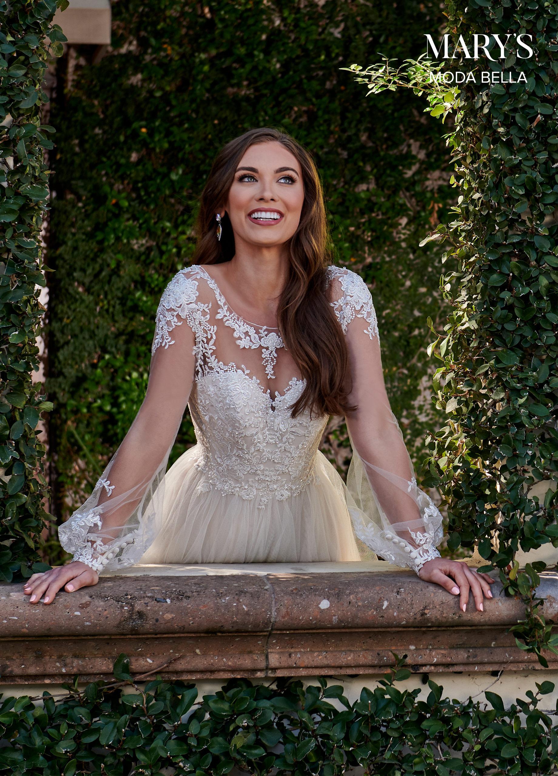 Bridal Dresses | Moda Bella | Style - MB2108