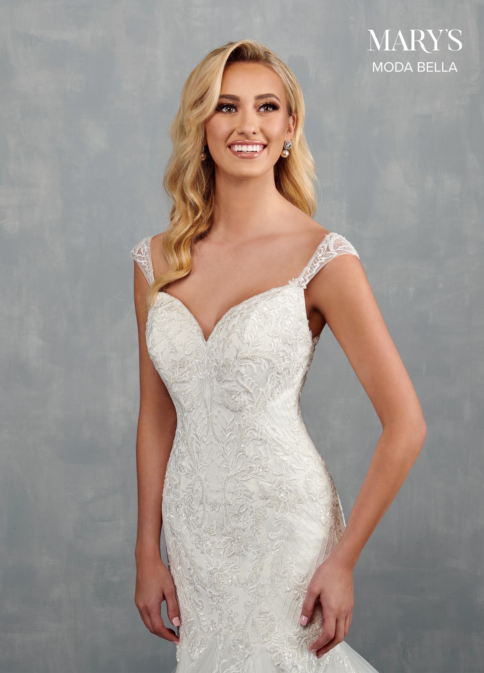 Bridal Dresses | Moda Bella | Style - MB2109