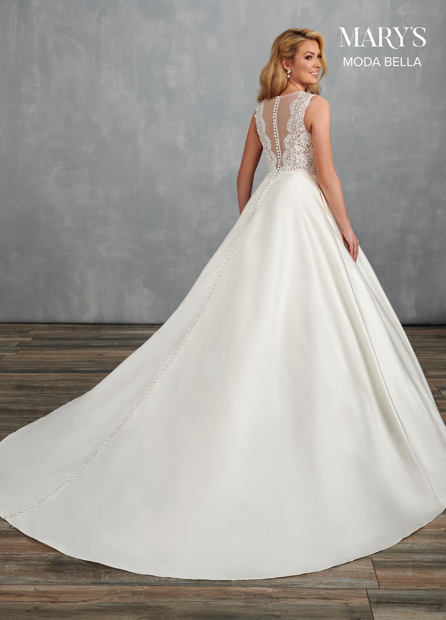 Bridal Dresses | Moda Bella | Style - MB2110
