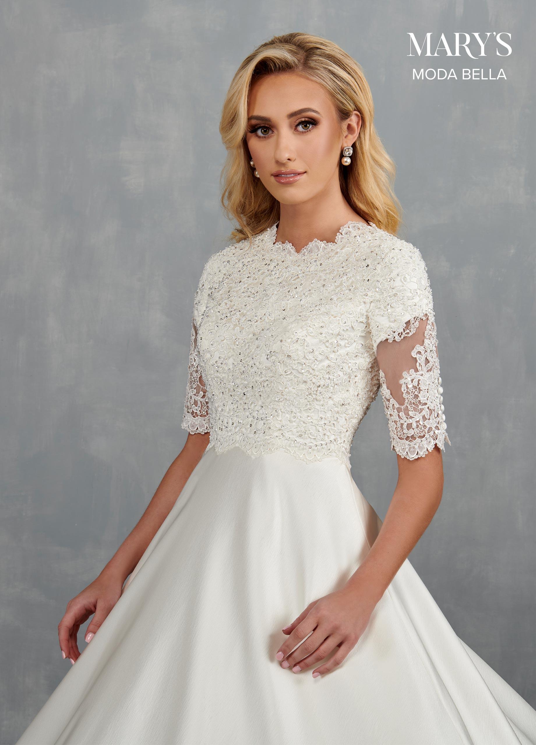 Bridal Dresses | Moda Bella | Style - MB2111