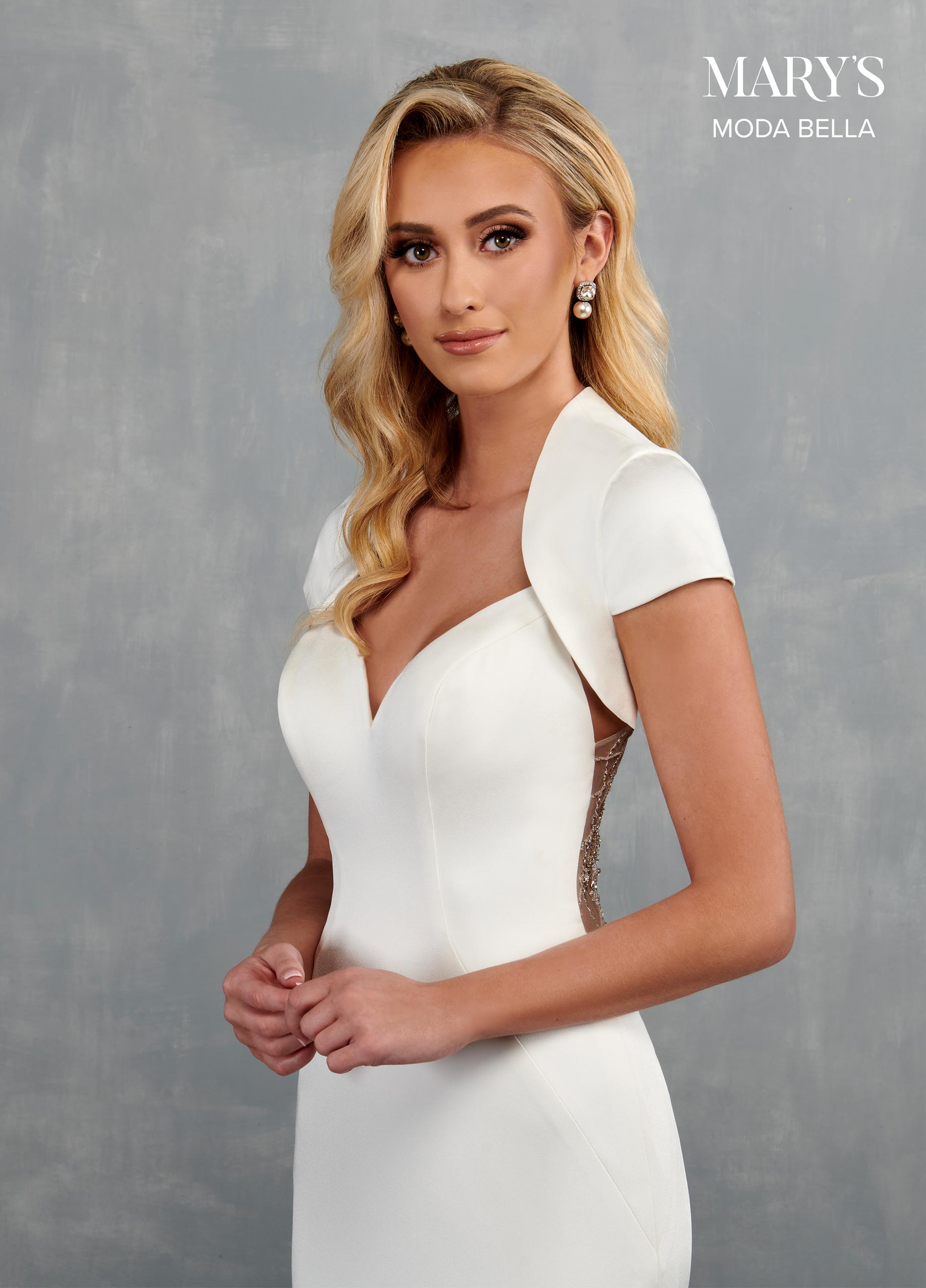 Bridal Dresses | Moda Bella | Style - MB2112