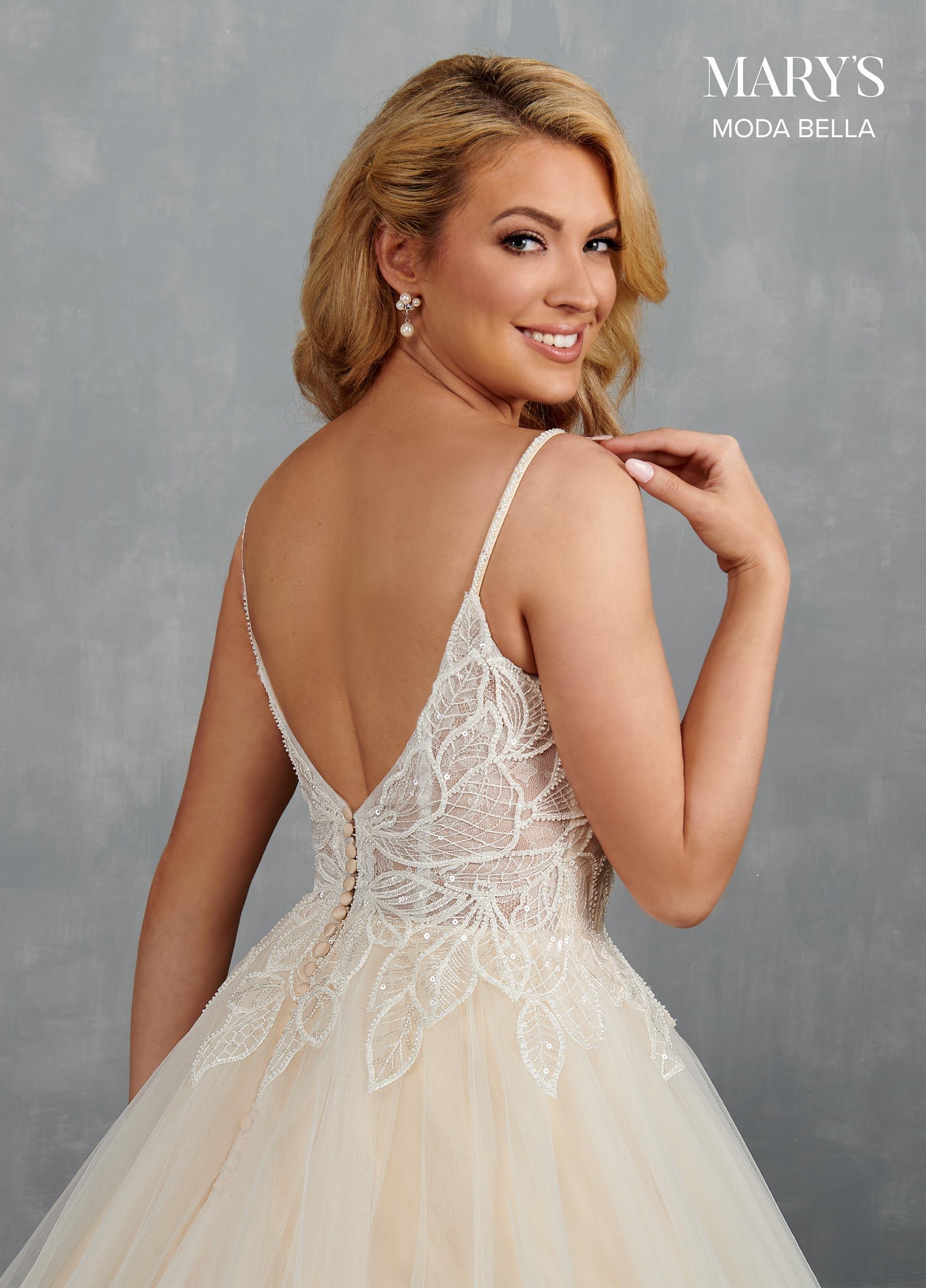 Bridal Dresses | Moda Bella | Style - MB2113