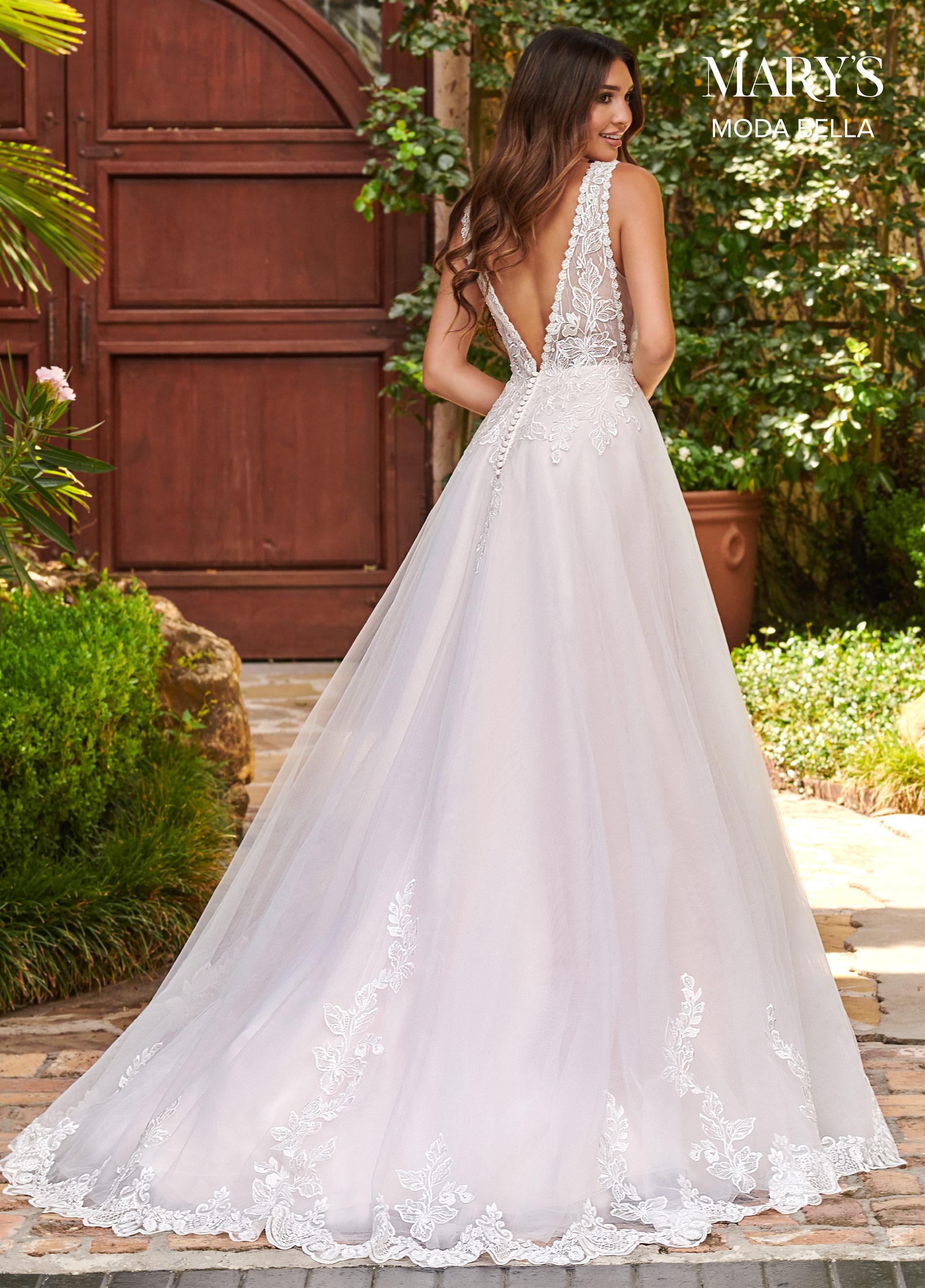 Bridal Dresses | Moda Bella | Style - MB2114